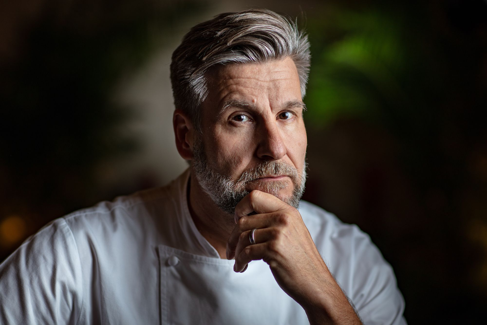 Chef Uwe Opocensky (Photo: Courtesy of Shangri-la)