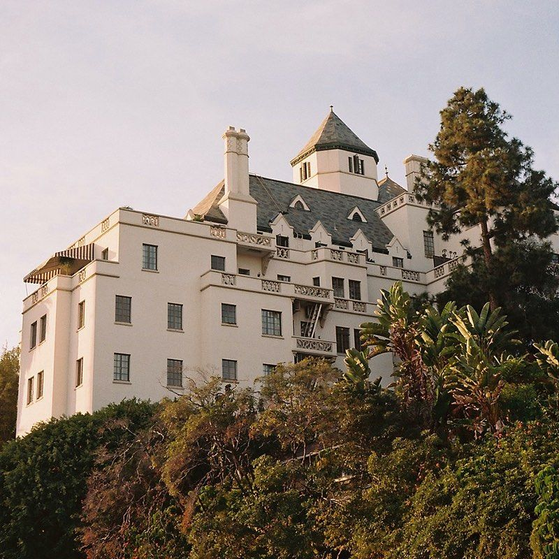 This California Hotspot Is Being Converted Into A Private, Members-Only Hotel