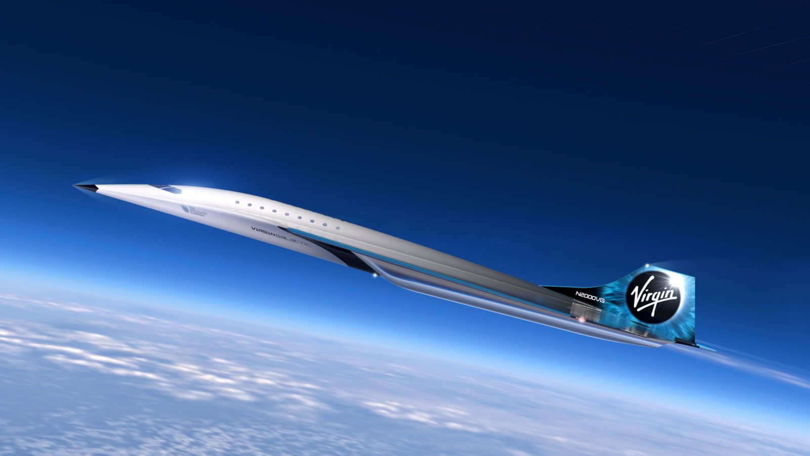 Virgin Galactic Set To Collaborate With Rolls-Royce On New High Speed Jet