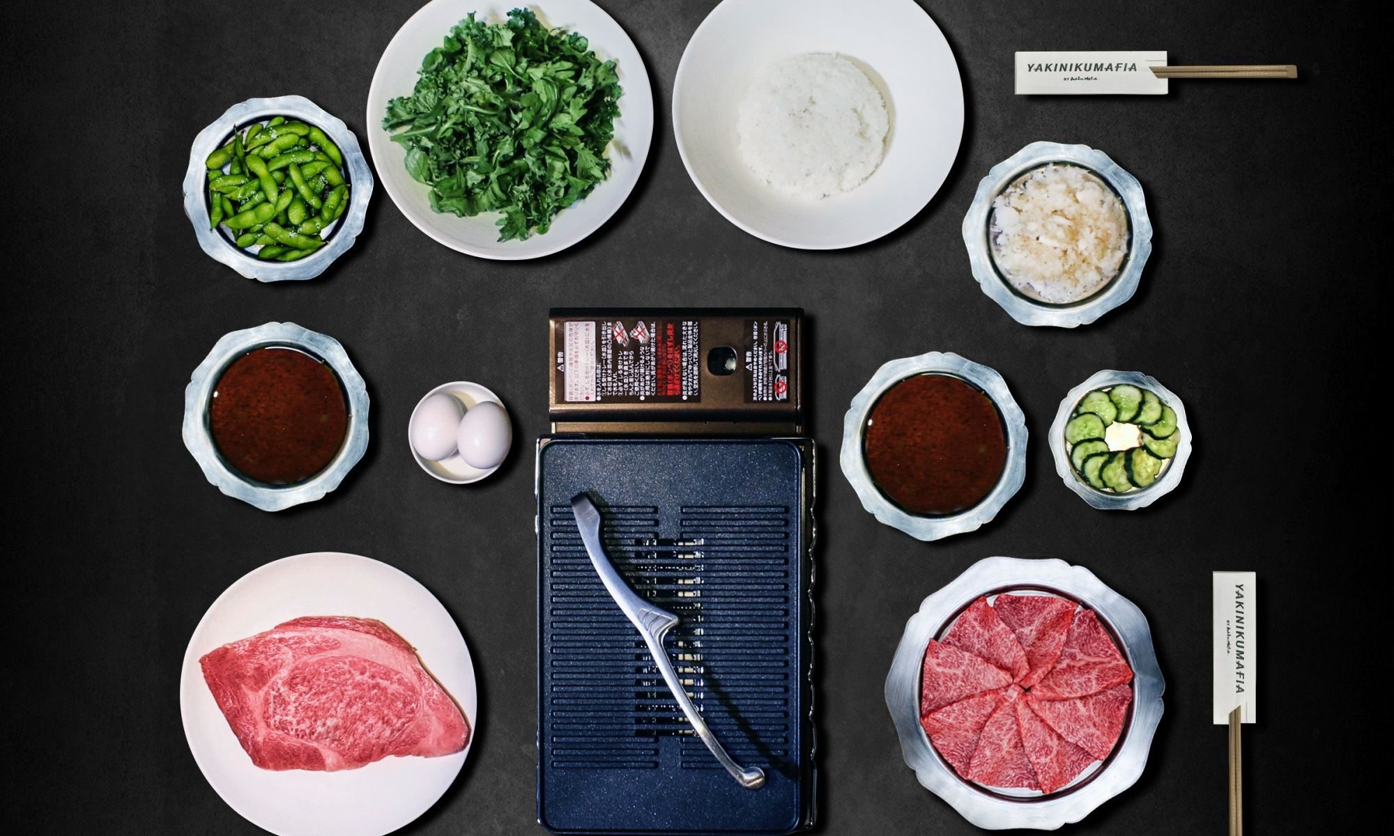 How to Recreate the Yakinikumafia Wagyu Yakiniku Experience At Home