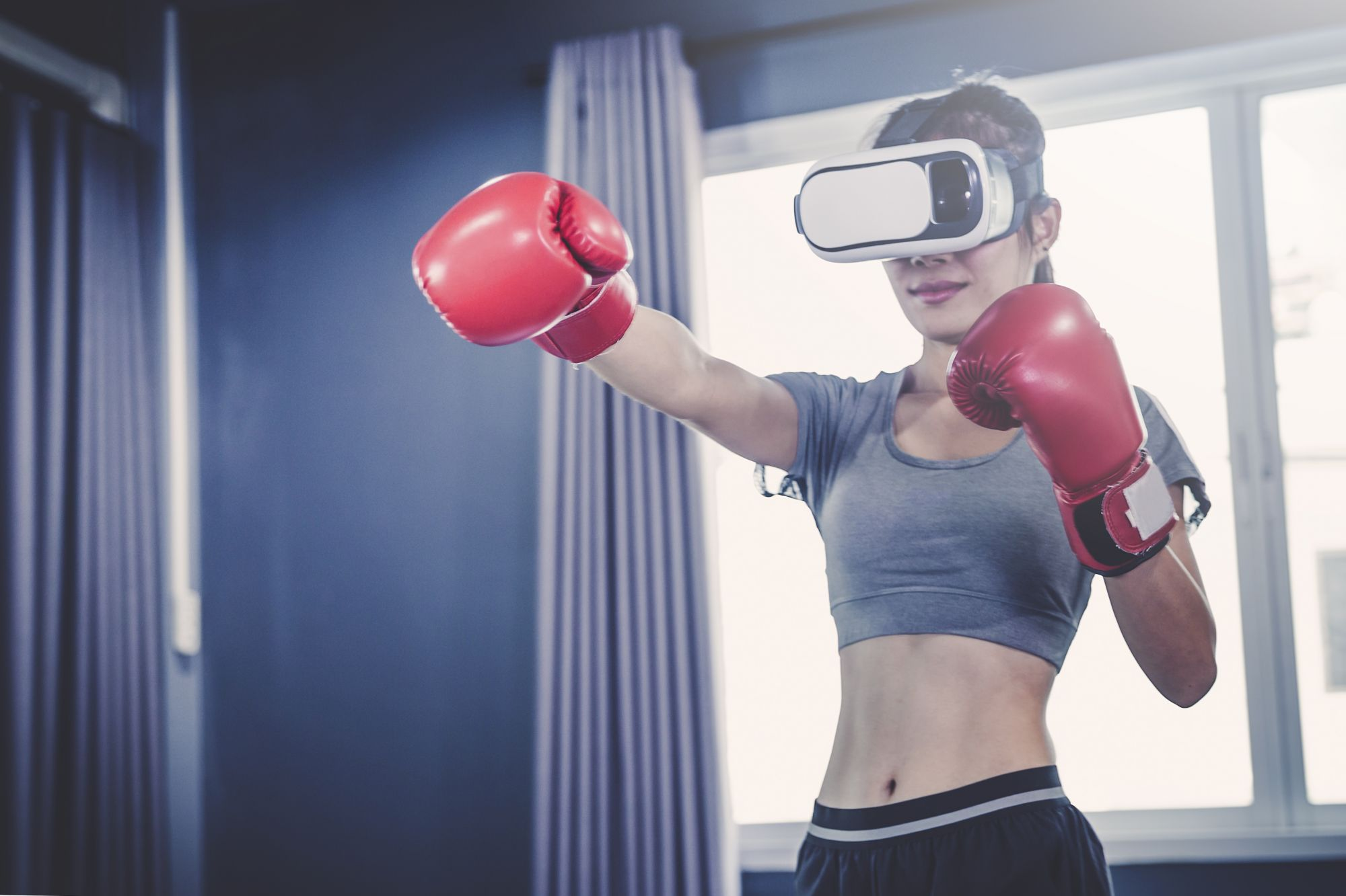 7 Fitness Video Games For Fun Home Workout