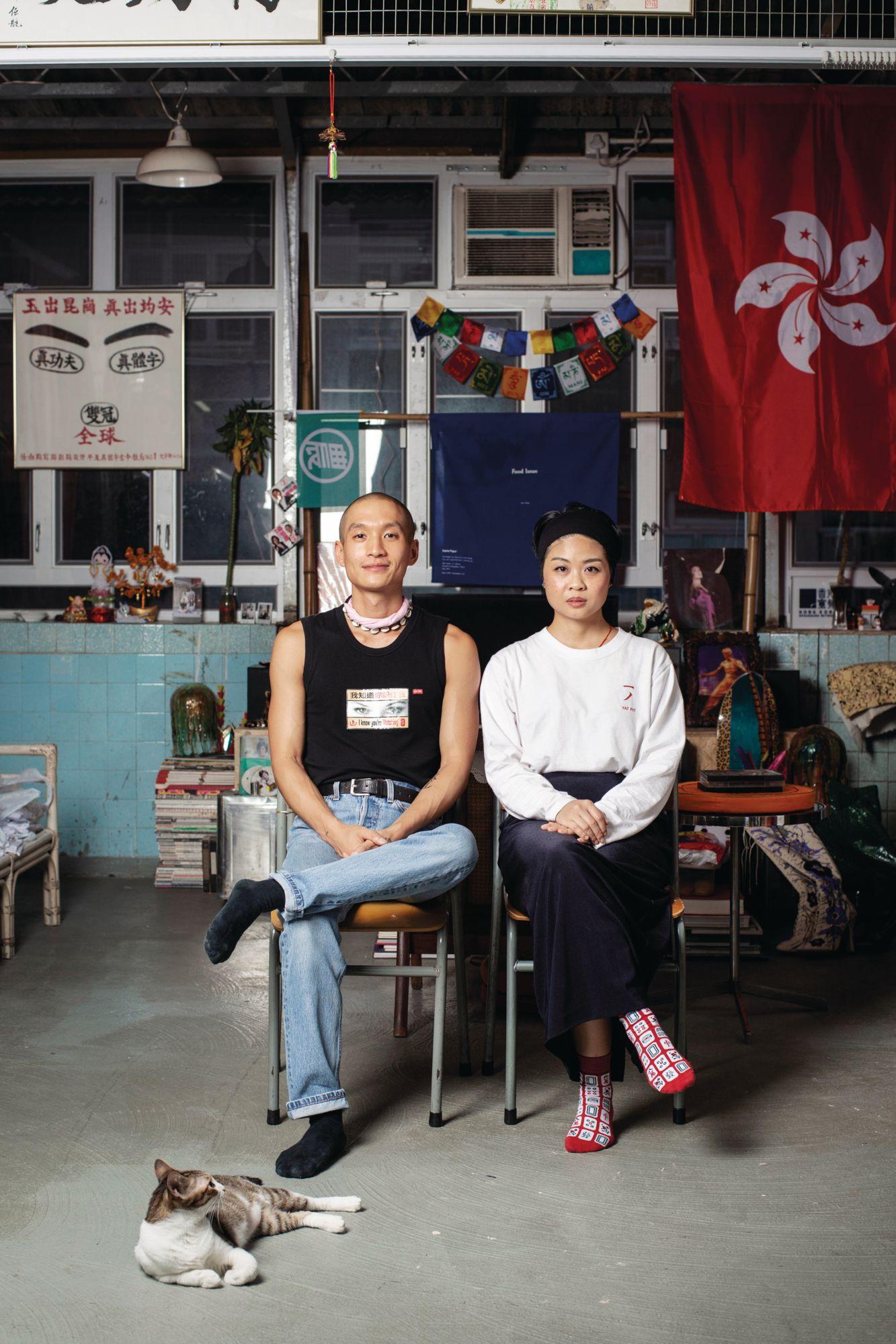 Meet The Dynamic Duo Behind Fashion Brand Yat Pit, Jason Mui And On-ying Lai