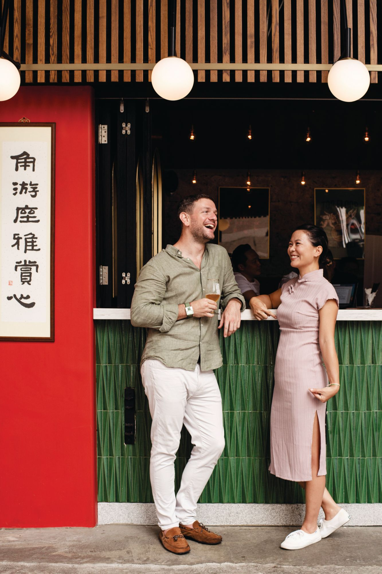 Laszlo and Michele Raphael On Opening Their First Bar Moonkok And The Best Places To Eat And Drink In Kowloon