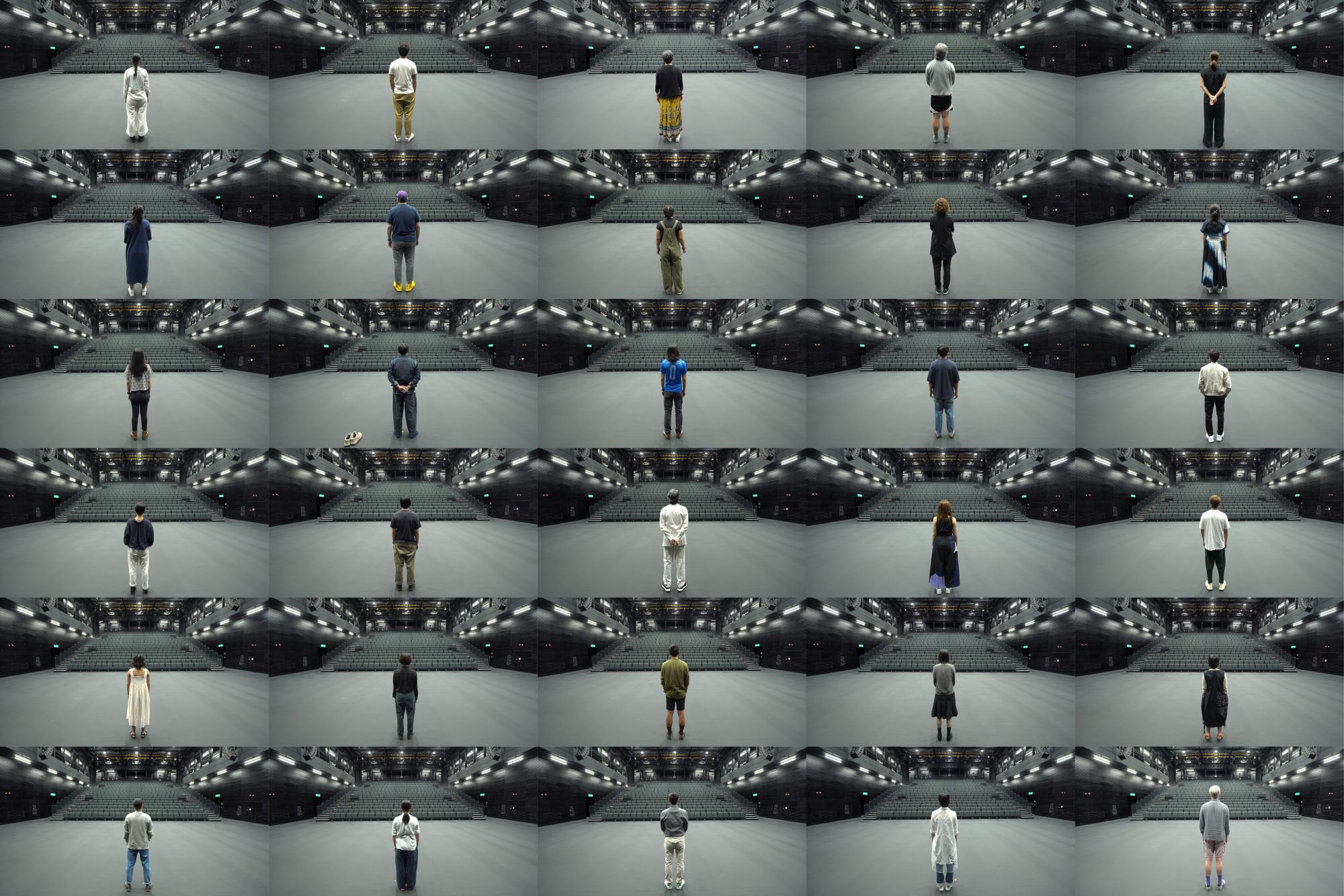 On Empty Theatre: A New Film by 30 Hong Kong Theatre Artists During Covid-19