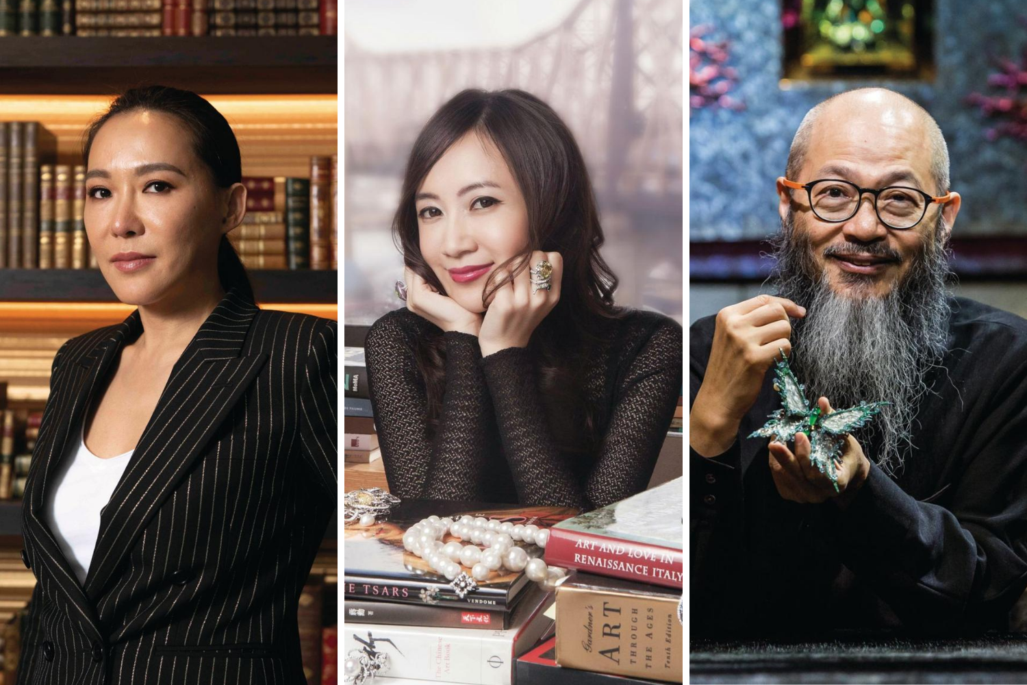 The Most Influential Asian Jewellery Designers To Know Right Now