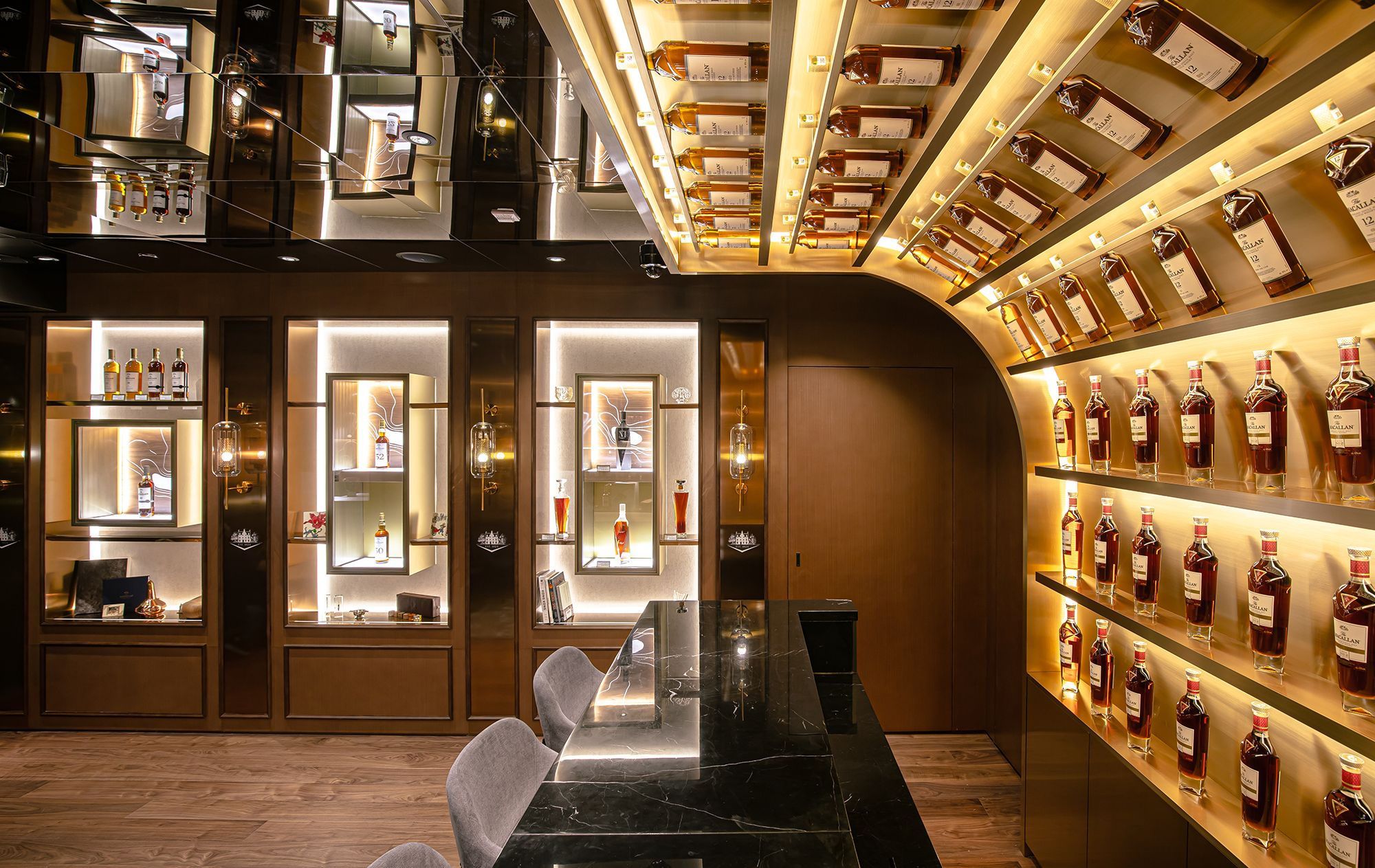 The Macallan Room In K11 Musea Offers An Escape To The Scottish Highlands