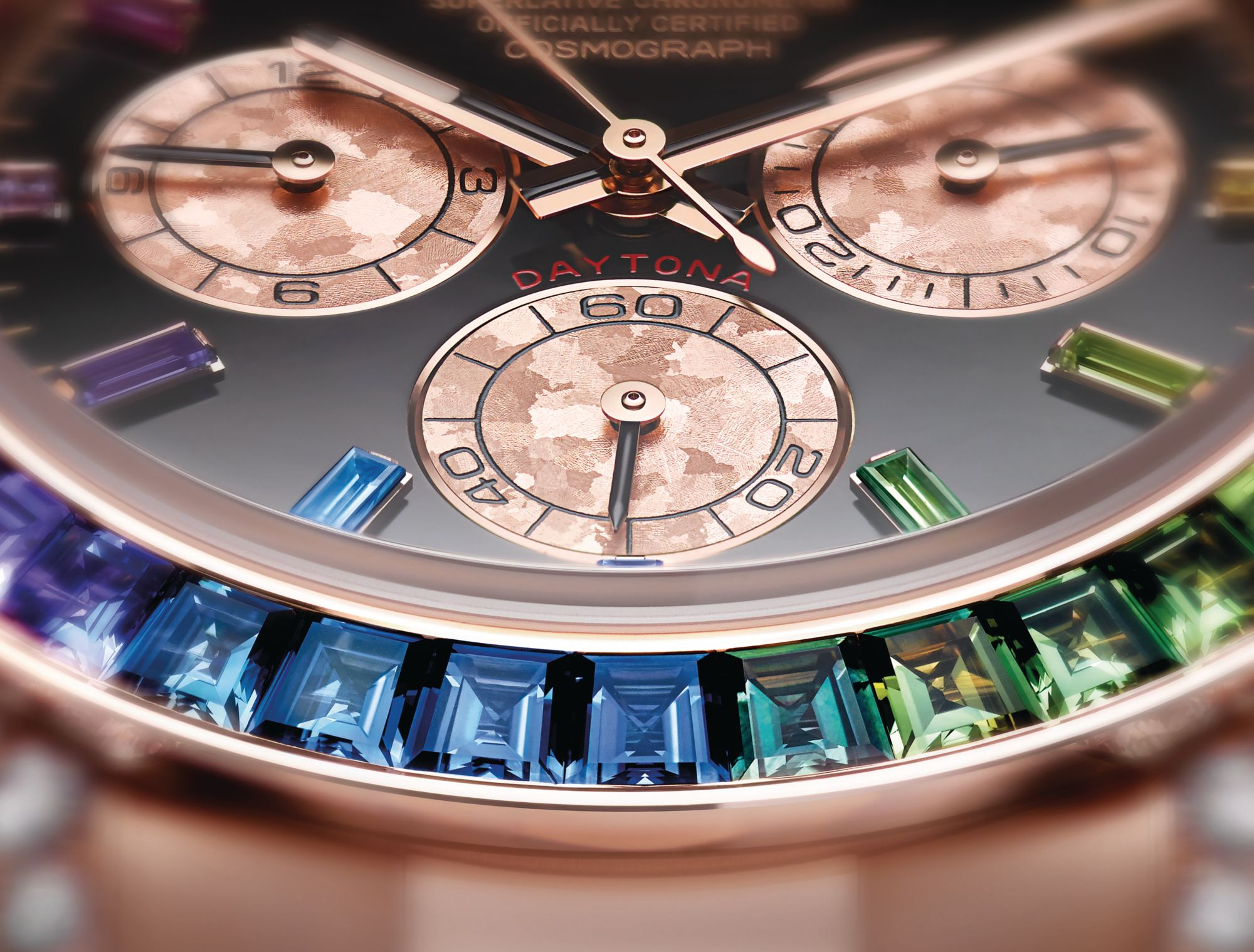 Luxury Watches Spice Things Up With Colours