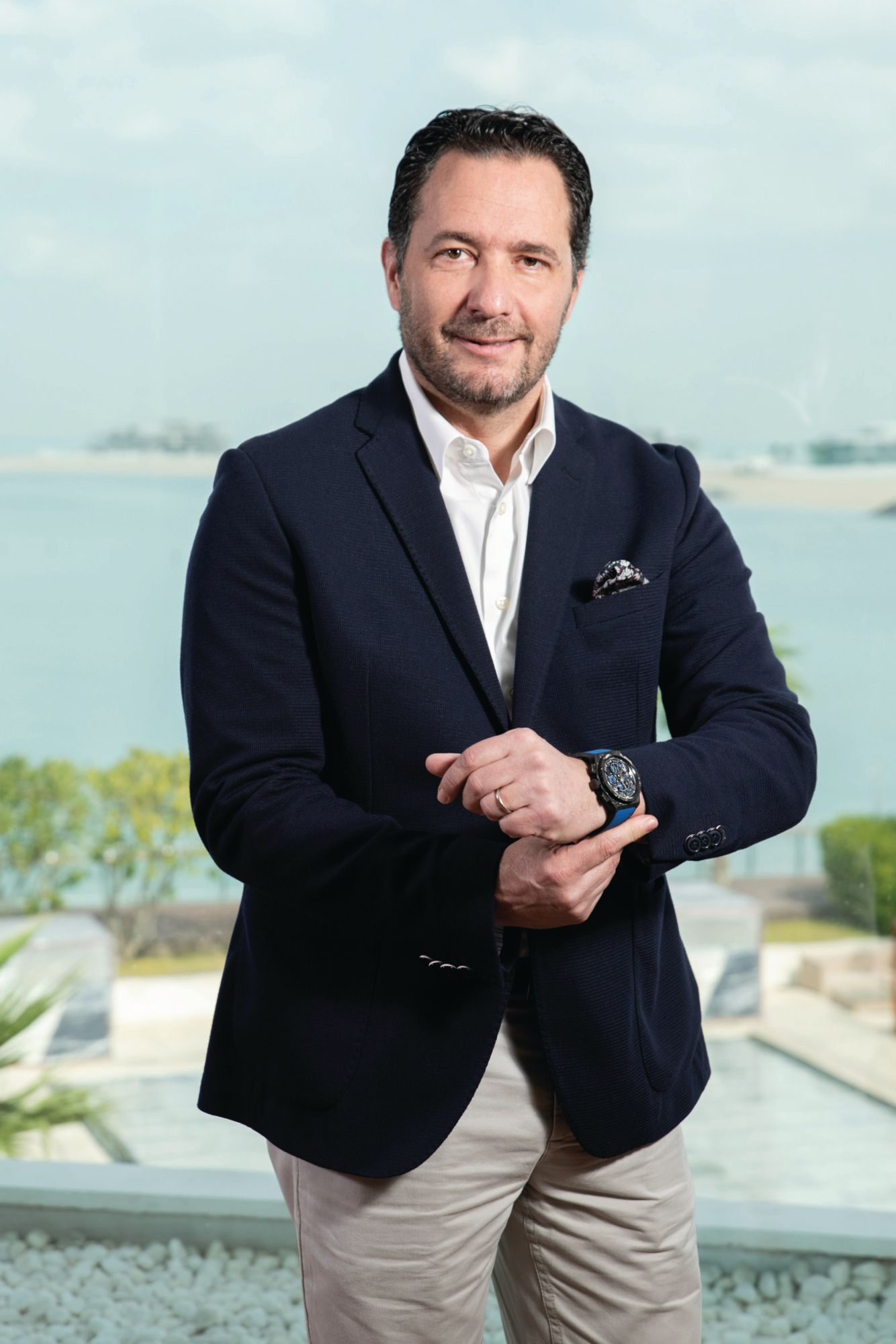 Zenith CEO Julien Tornare On Why He Wants to Offer More Women's Luxury Watches
