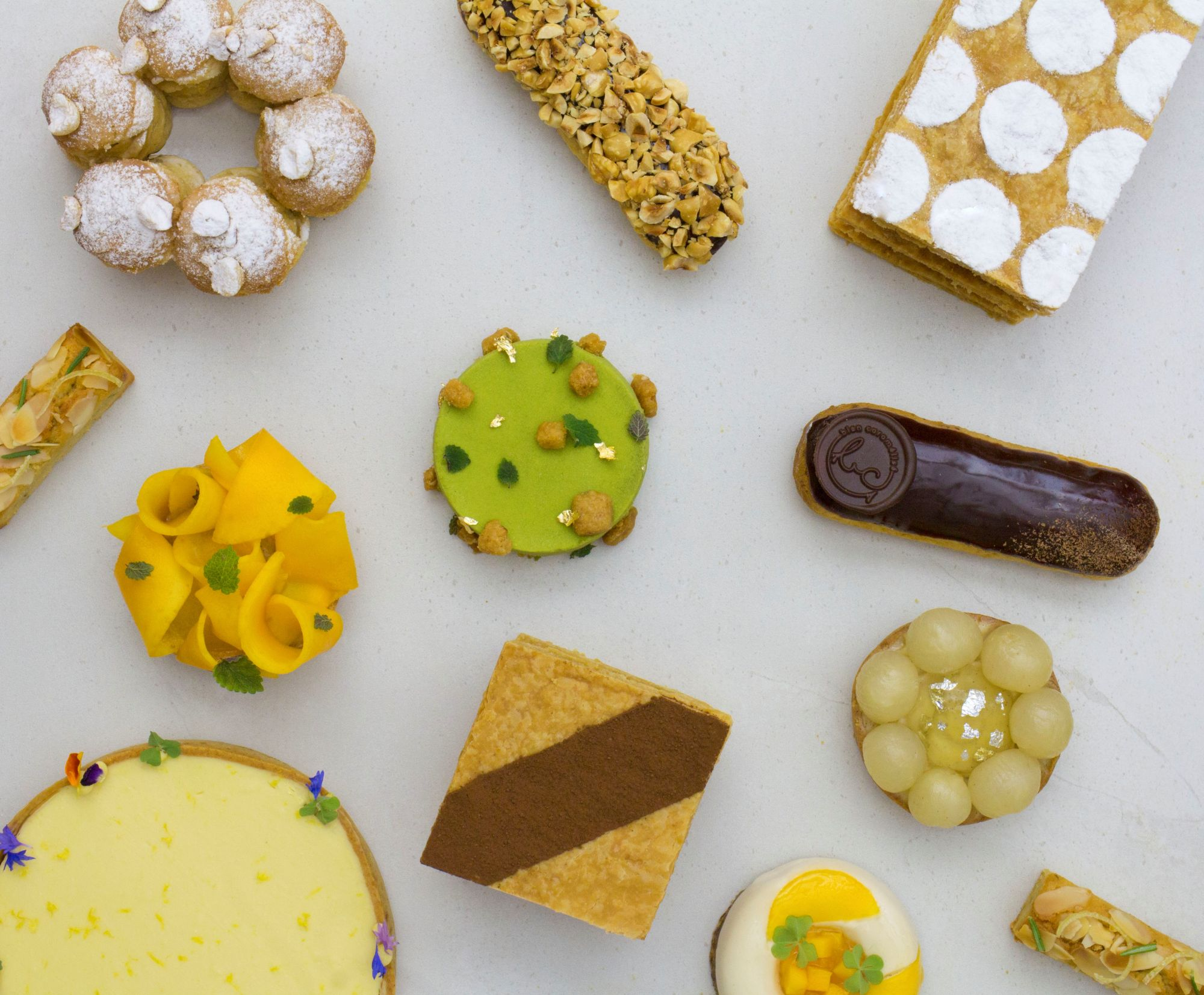 This Vegan Patisserie Has Reinvented Mille Feuille and Pâte à Choux