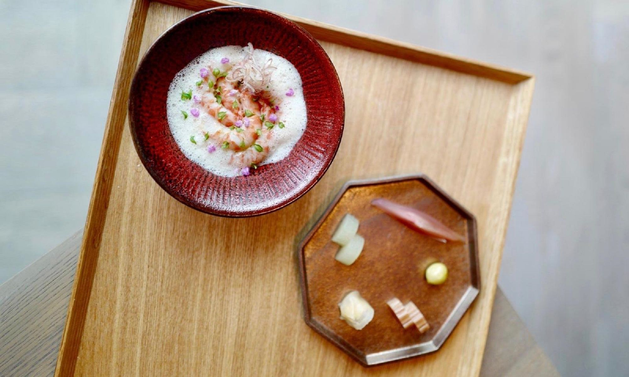 New Nordic-Japanese Afternoon Tea At Arbor