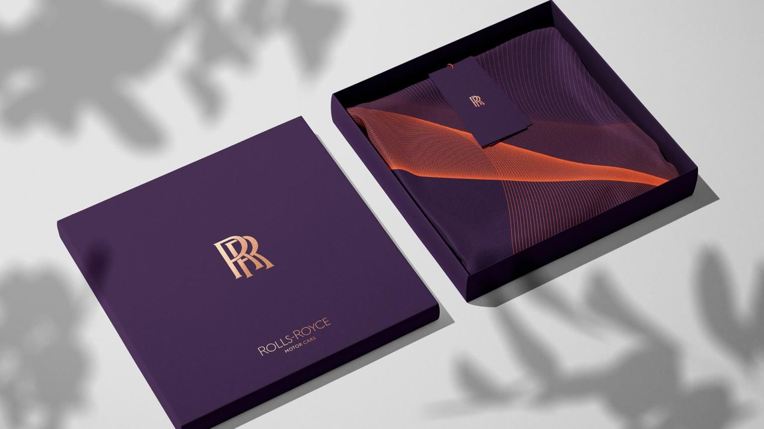 Rolls-Royce Has Officially Unveiled A New Logo And Brand Identity