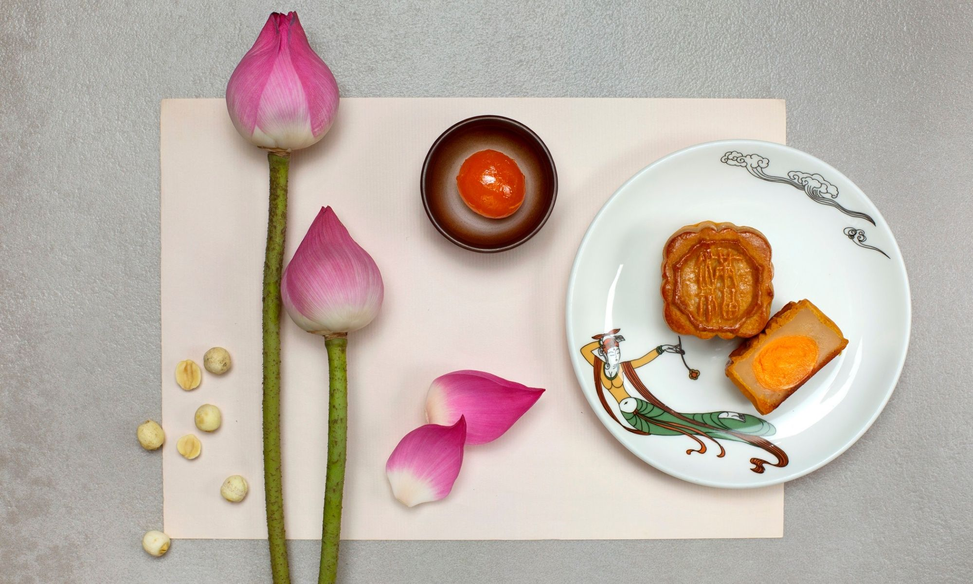 New Mid-Autumn Mooncakes From Dynasty