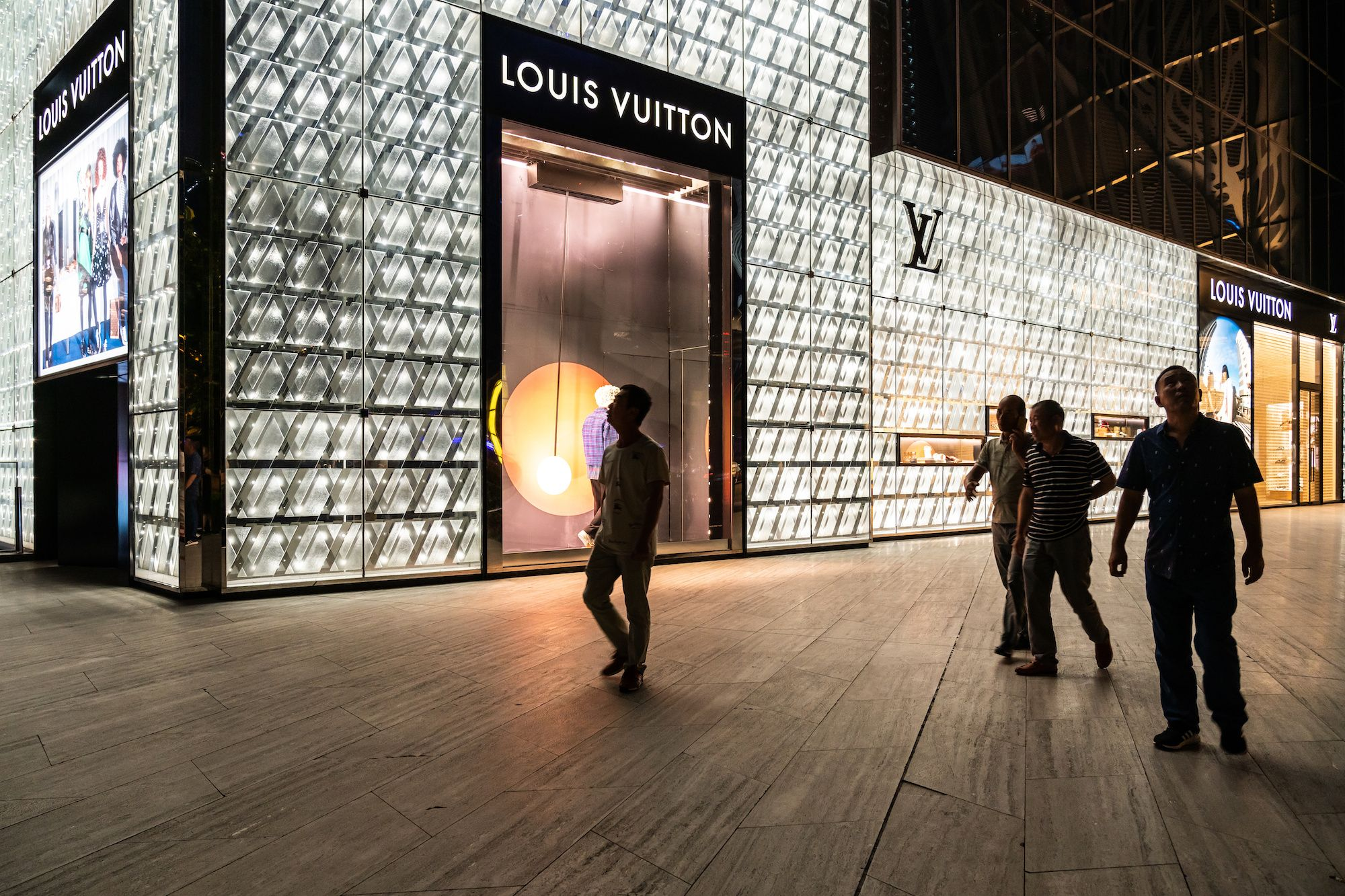 Louis Vuitton's Shanghai Flagship Sees Record-Breaking $22 Million In Sales This Month
