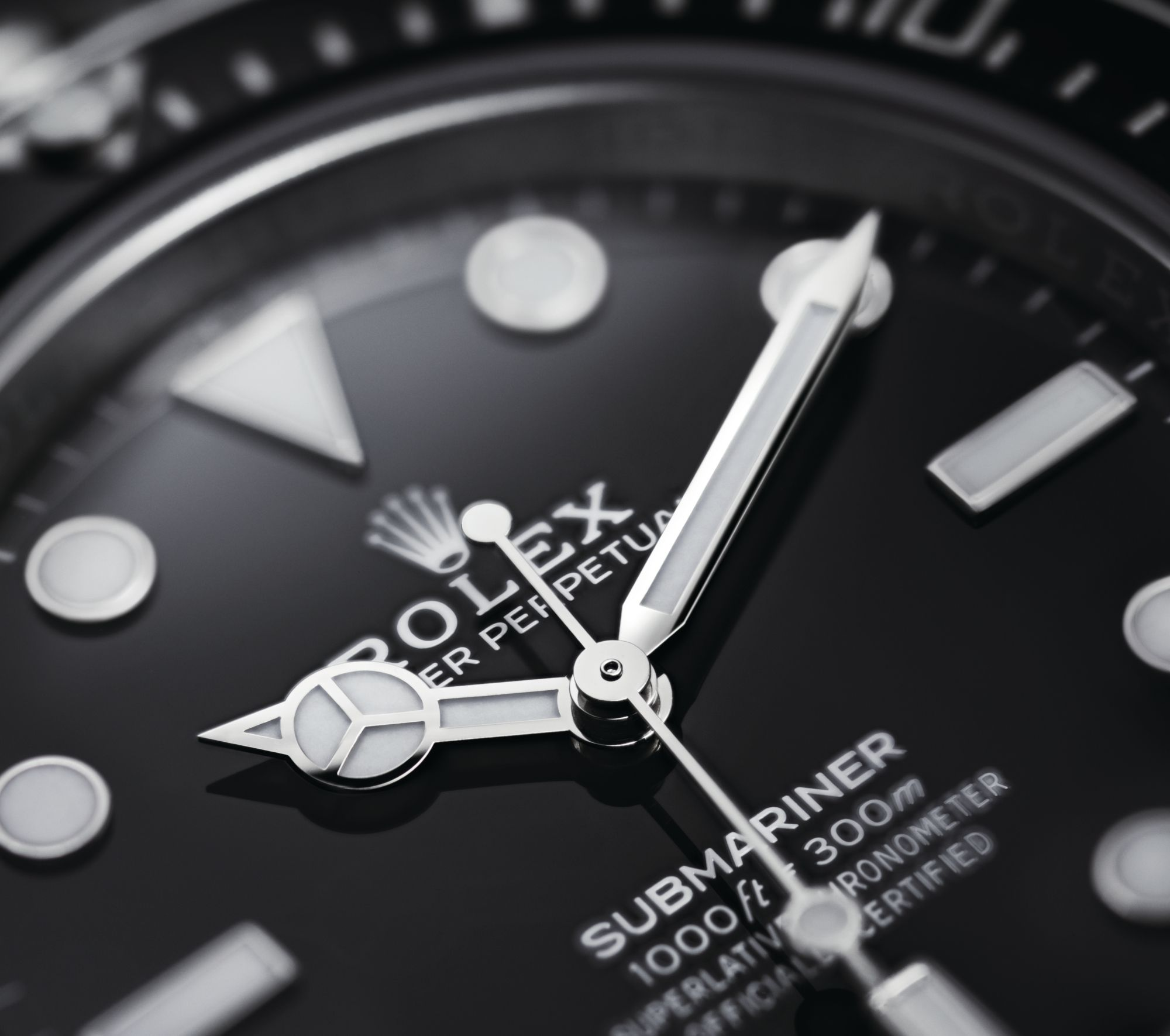 Meet The New Rolex Submariner and Submariner Date