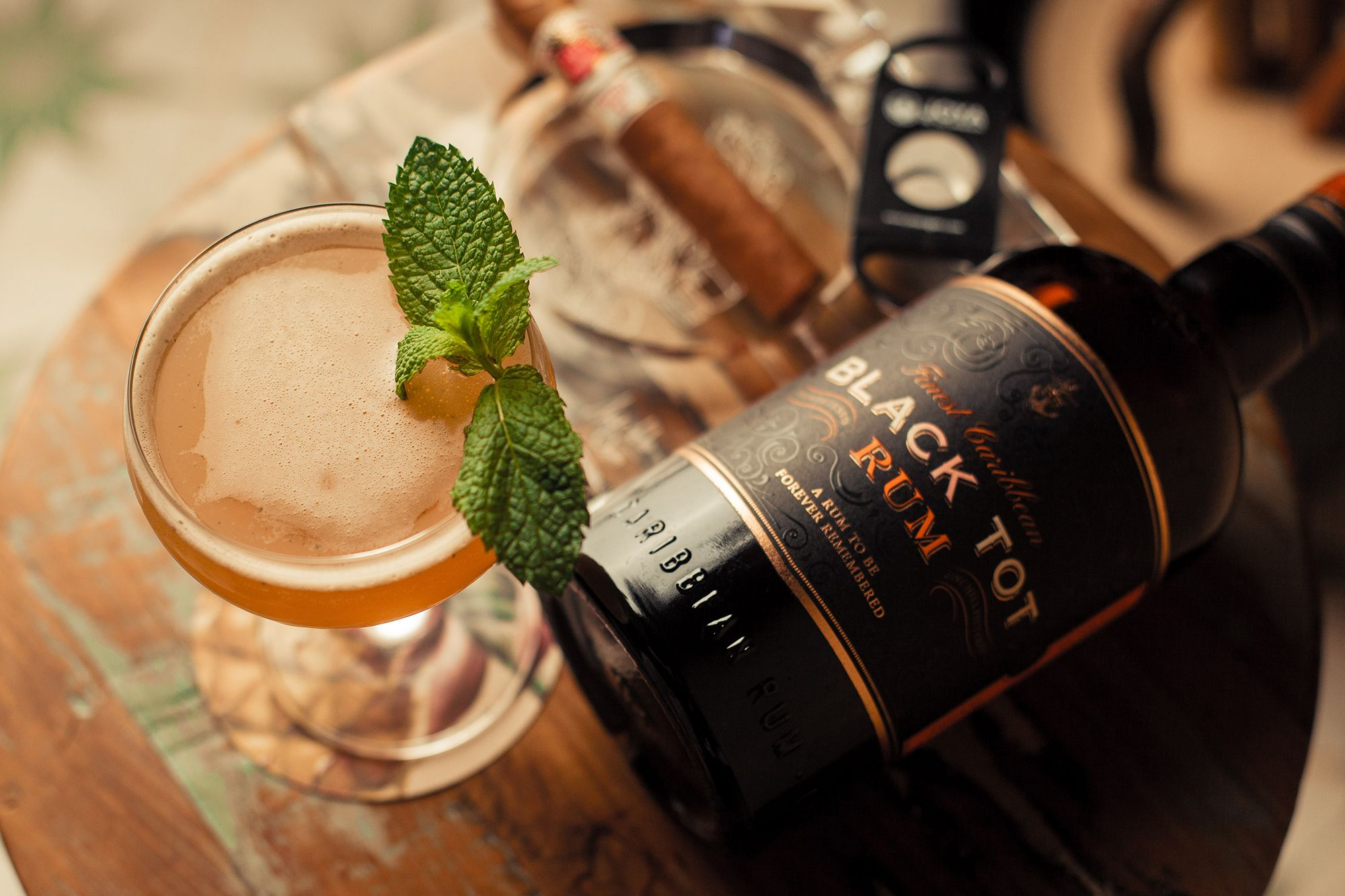 New Rum Bar The Daily Tot Now Open In Central