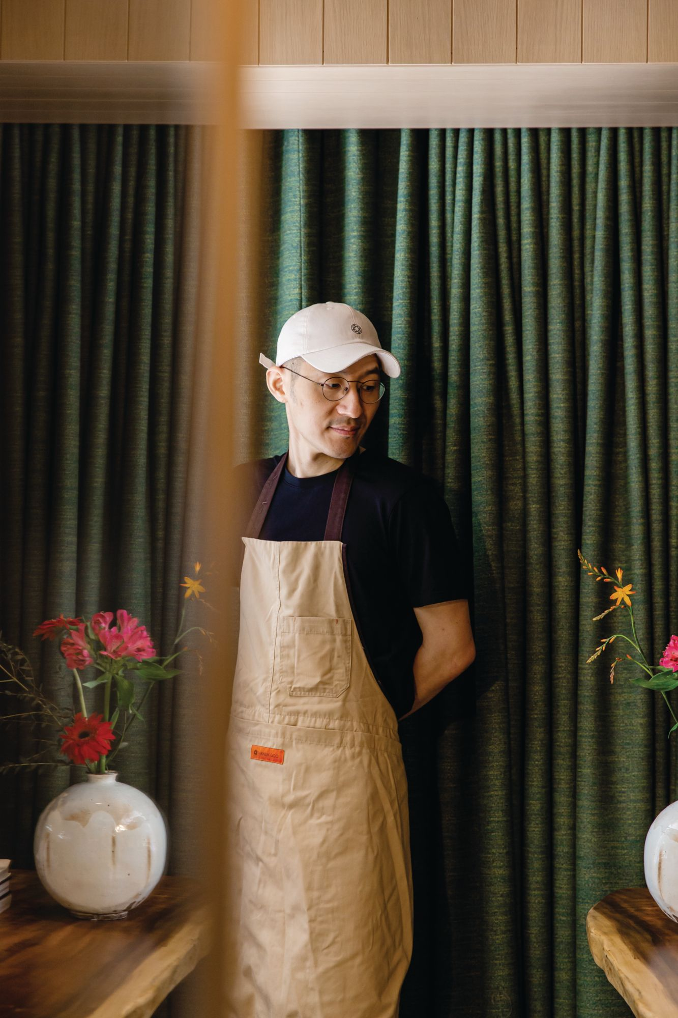Korean Chef Mingoo Kang On Opening A Restaurant During The Pandemic