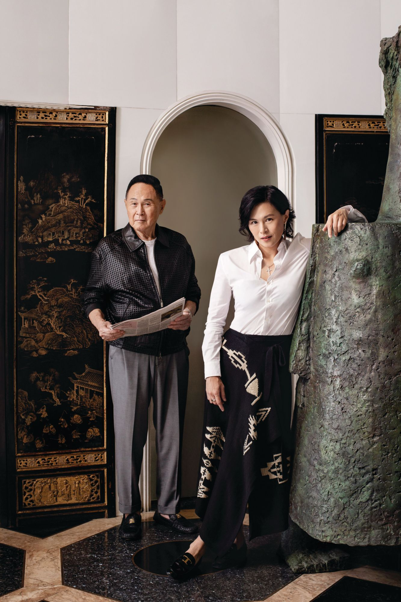 Property Tycoon Cecil Chao And His Daughter Gigi On Building A Lasting Legacy