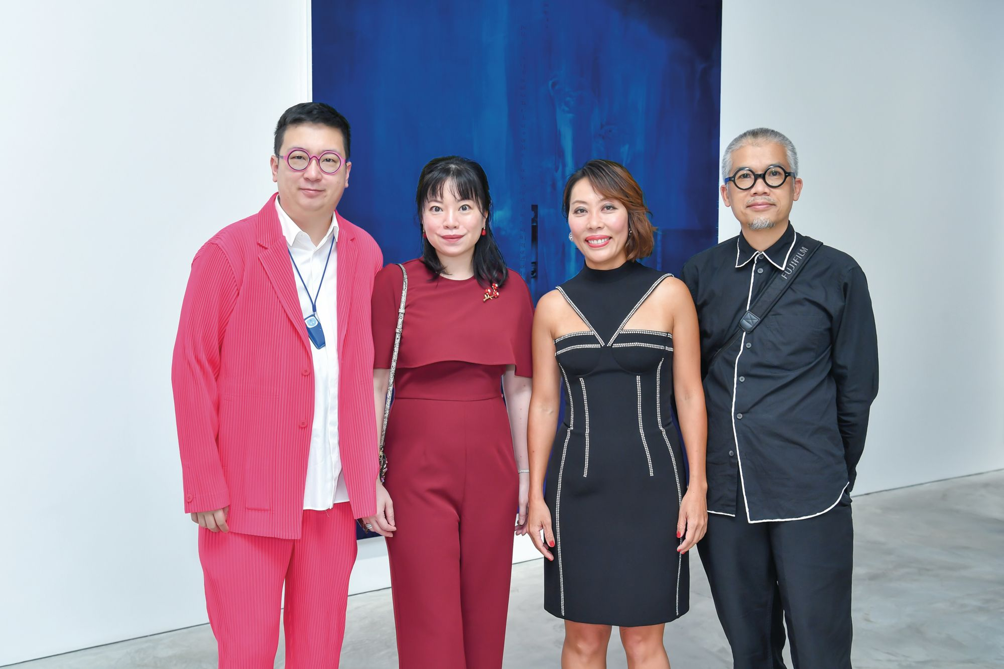 Vicky Lam Co-hosts A Party At Hauser & Wirth To Celebrate Lorna Simpson's Exhibition