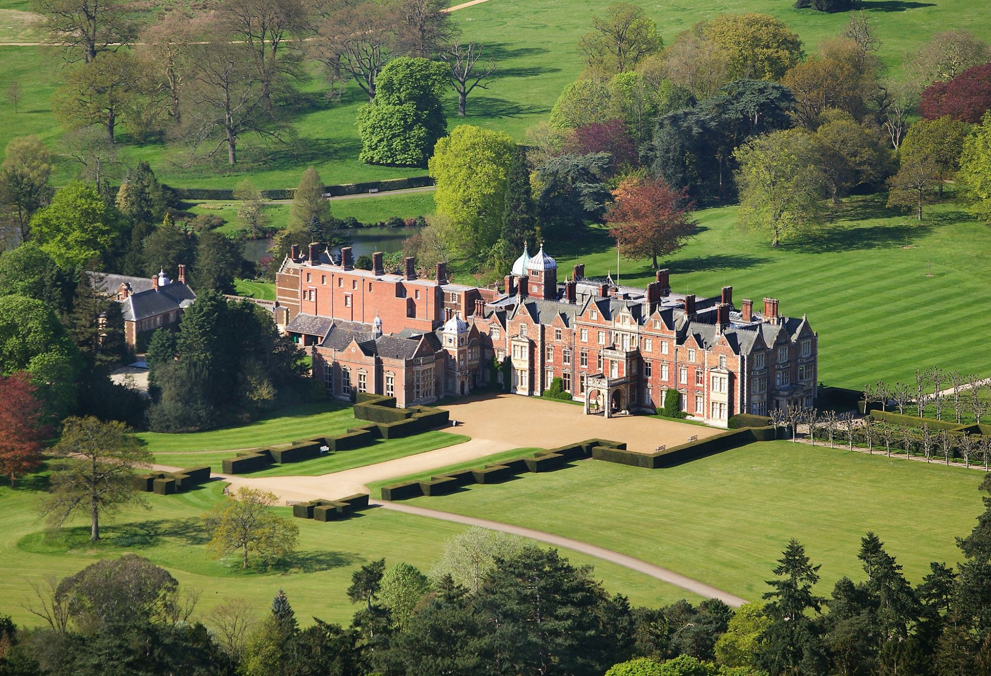 Queen Elizabeth Turns Sandringham Estate Into a Drive-In Movie Experience