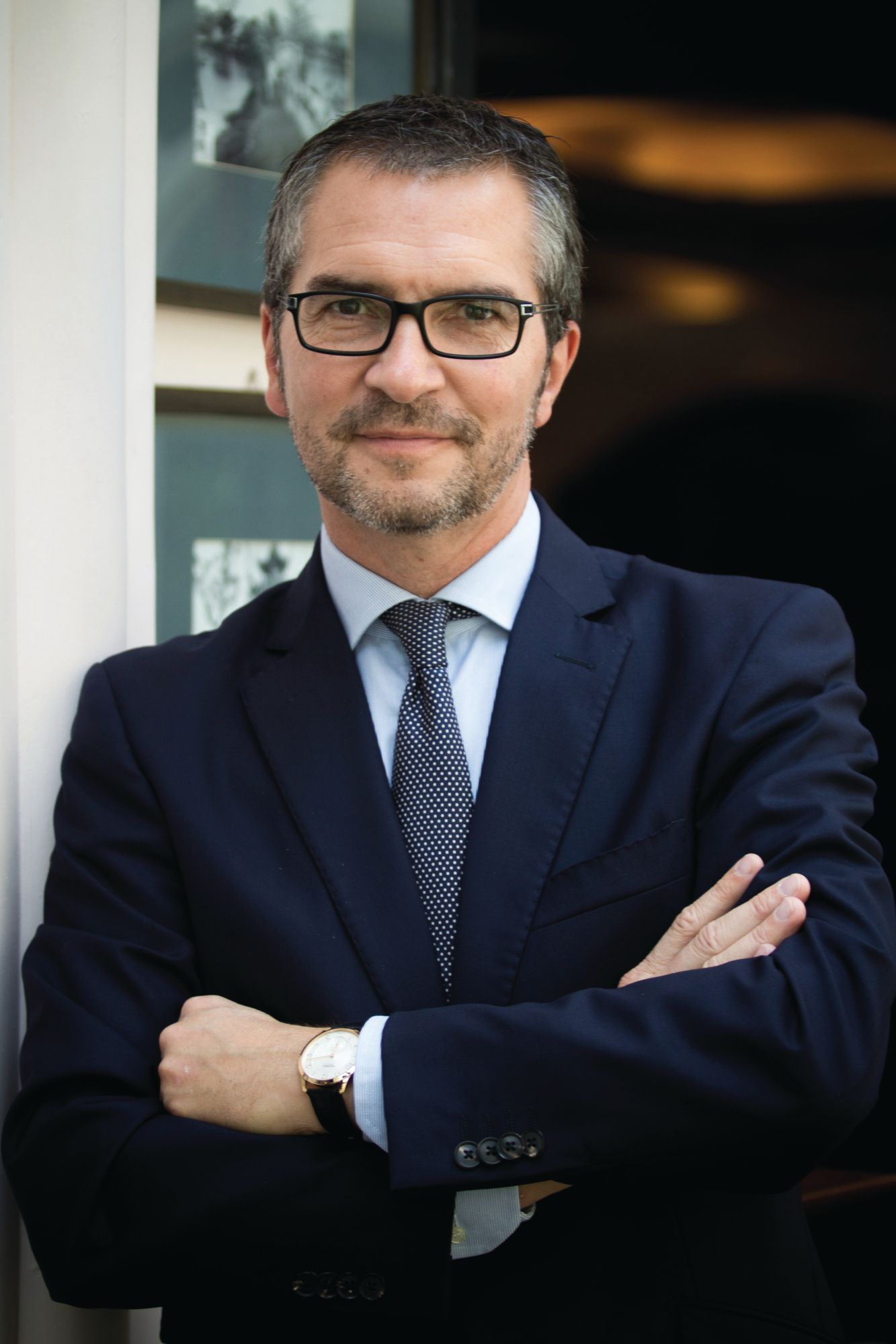 What Is Hermès's Artistic Director Philippe Delhotal's Favourite Watch?