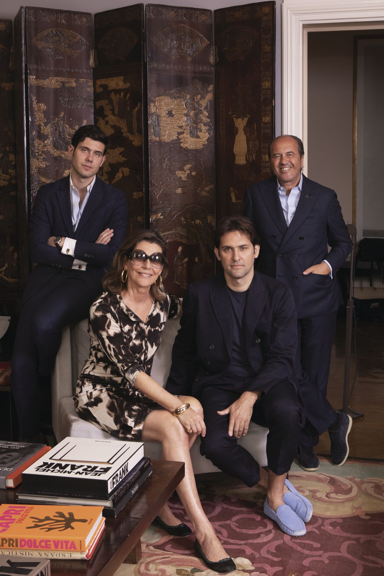 Legendary Luxury Publisher Assouline Is A Family Effort