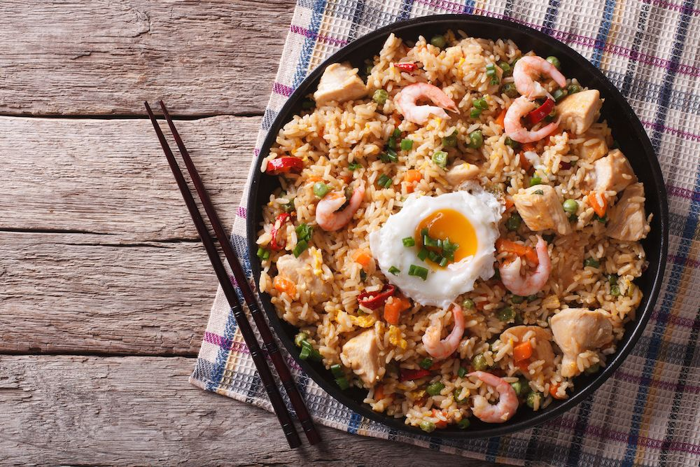 The Best Eggs For Fried Rice and Other Favourite Foods