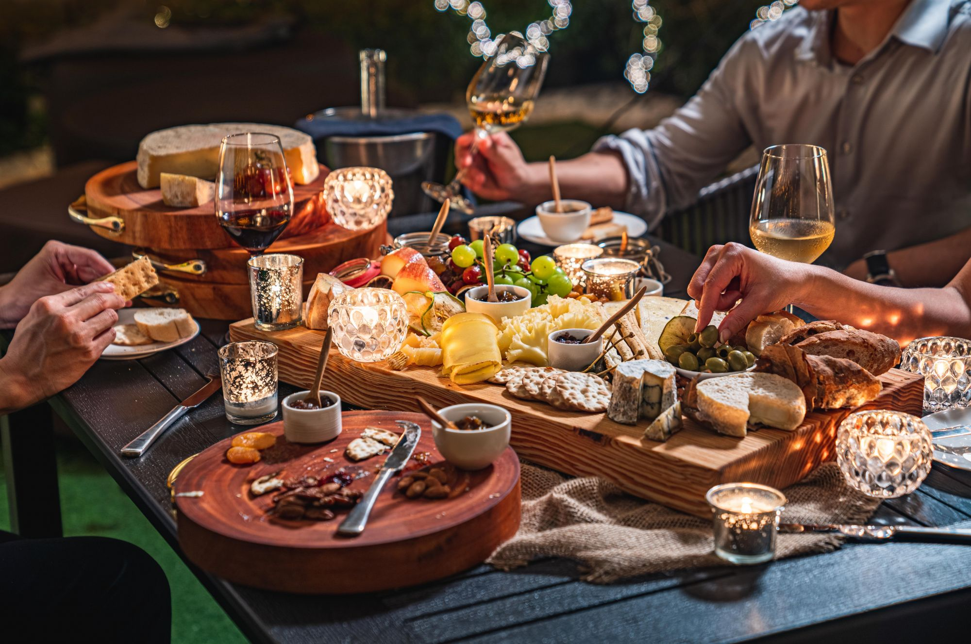 The Upper House's New Pop-Up Is A Cheese and Wine Lover's Dream