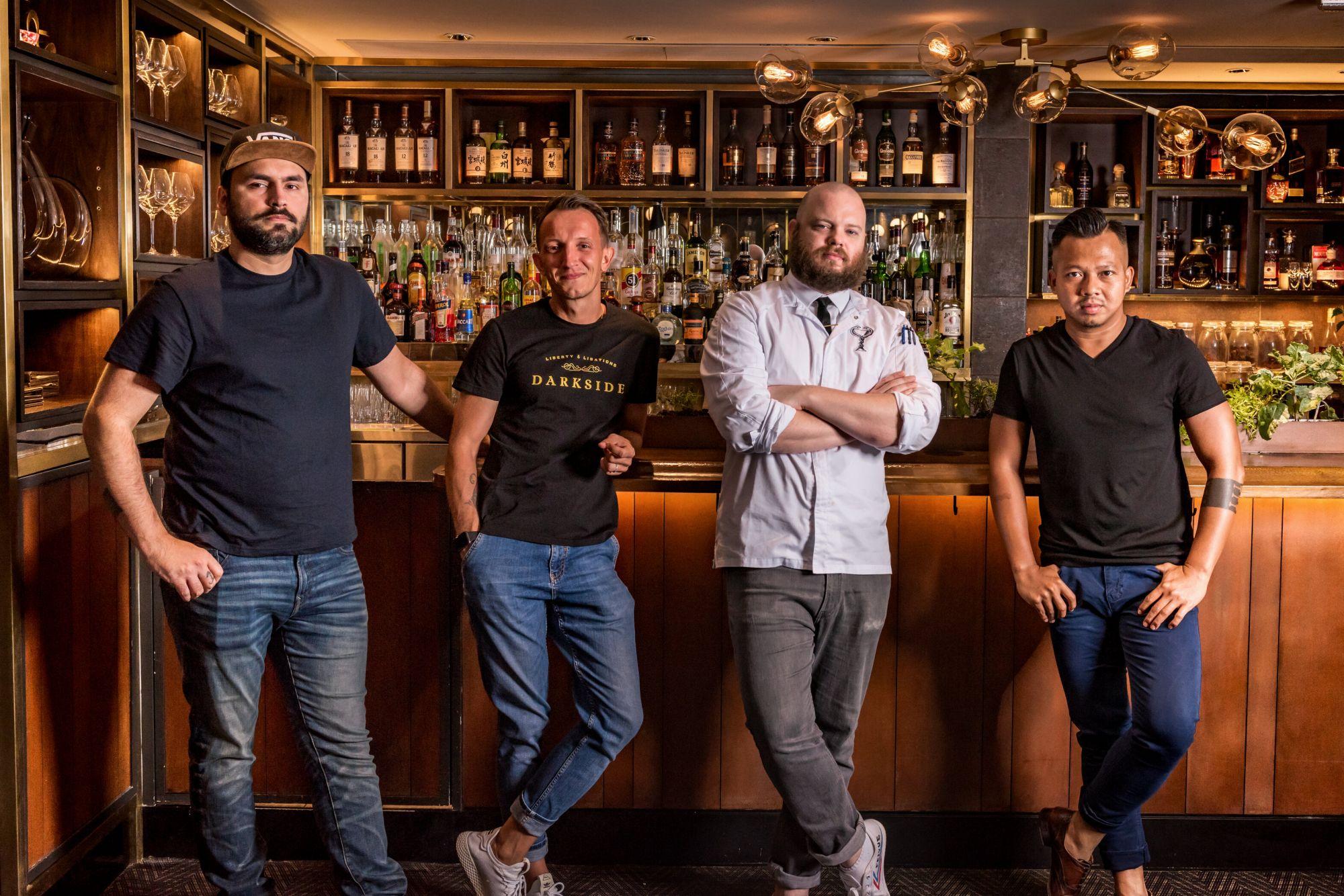 4 Award-Winning Mixologists To Take Over Roganic's Bar This Autumn