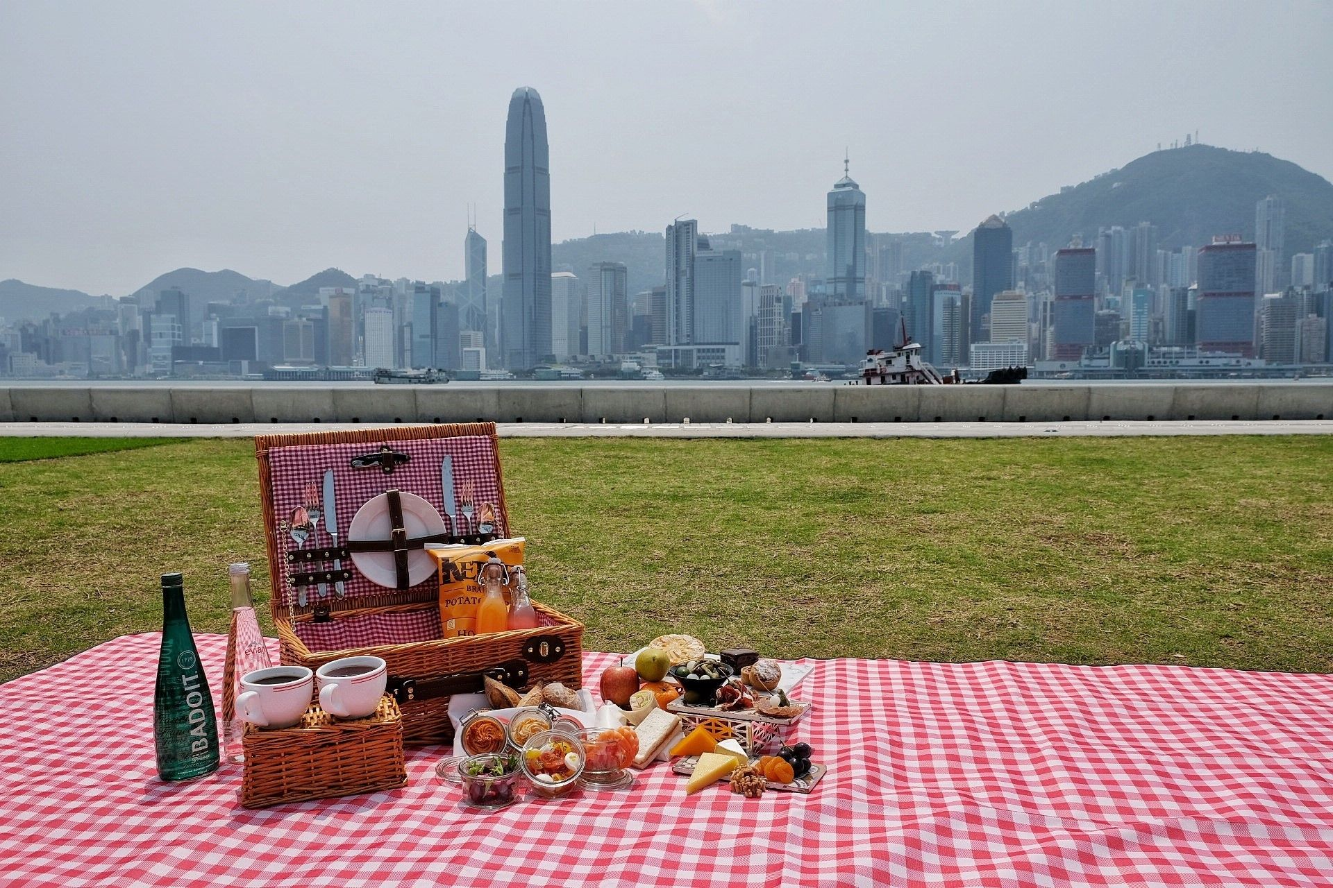 Luxury Picnic Baskets And More: Everything You Need To Picnic In Hong Kong
