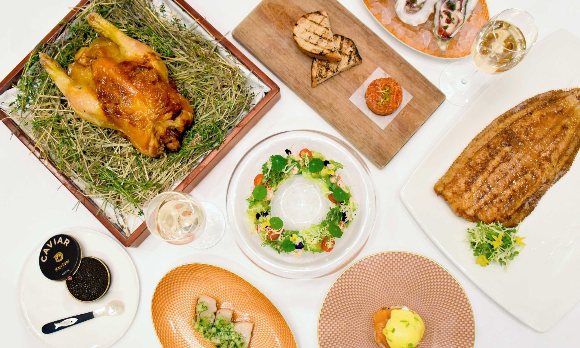 Mandarin Grill Celebrates The Weekend With Sunday Roast