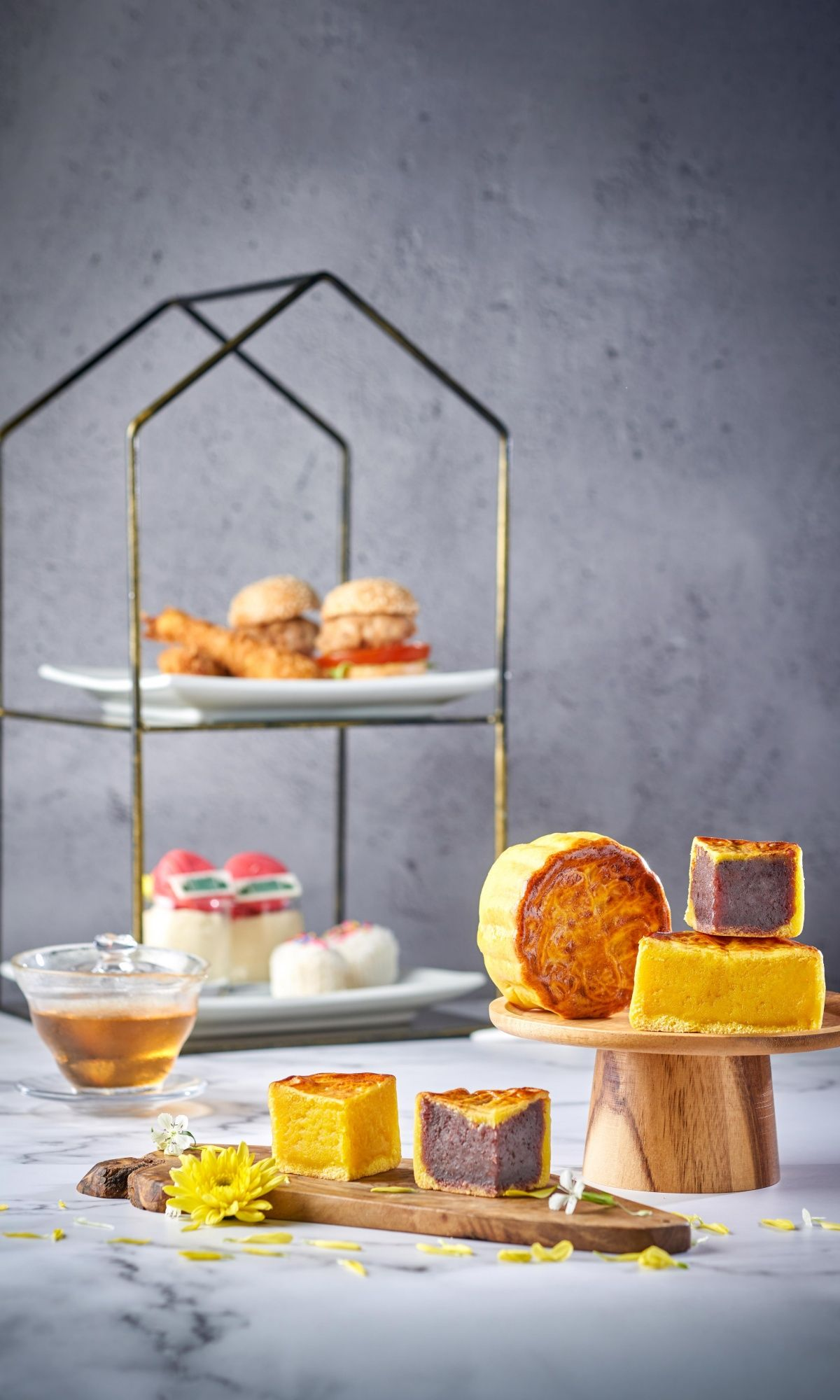 The Best New Afternoon Teas To Try, Plus Three Hong Kong-Inspired Tea Sets