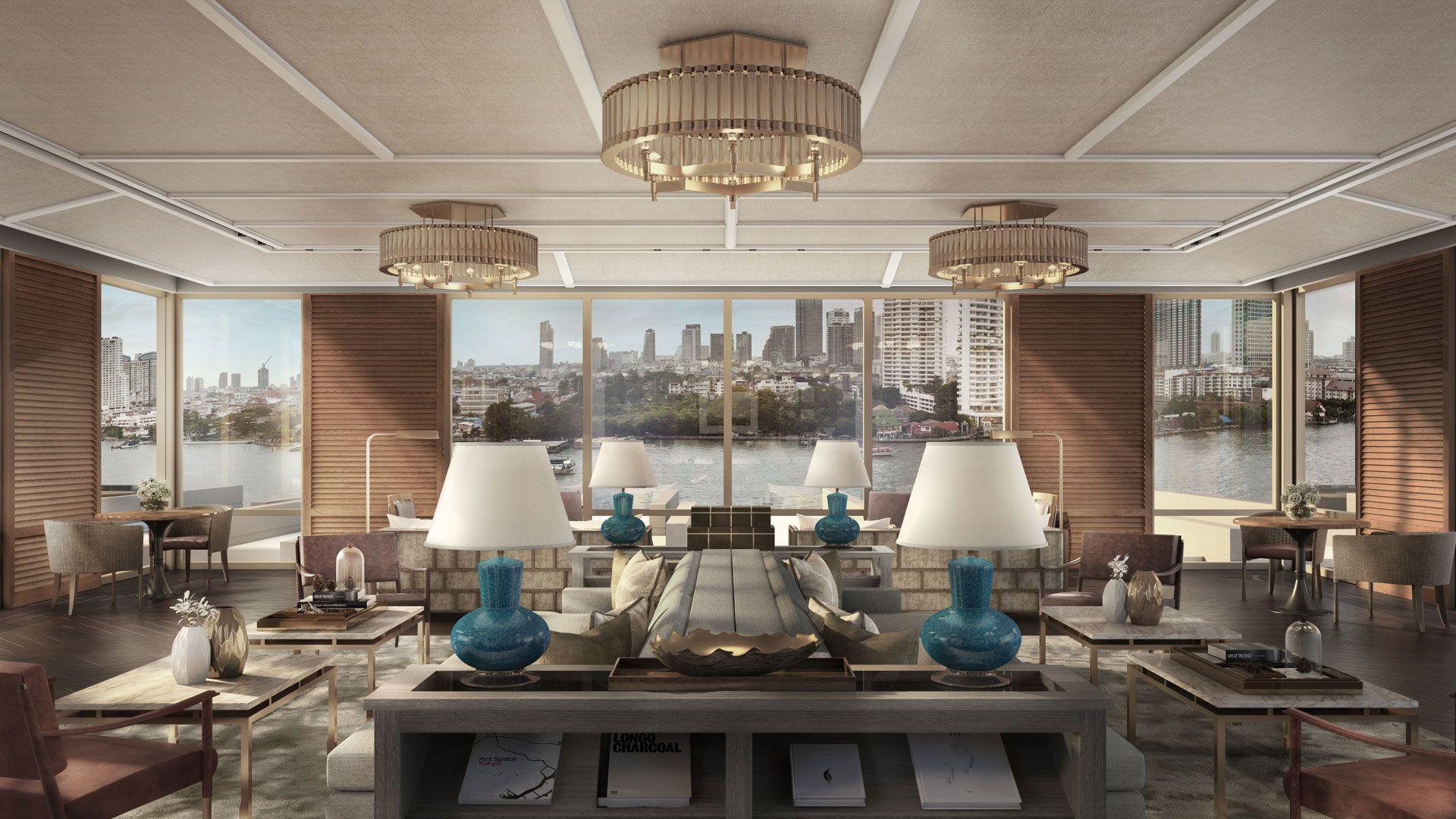 Bangkok Beckons: New Luxury Hotels In The Thai Capital