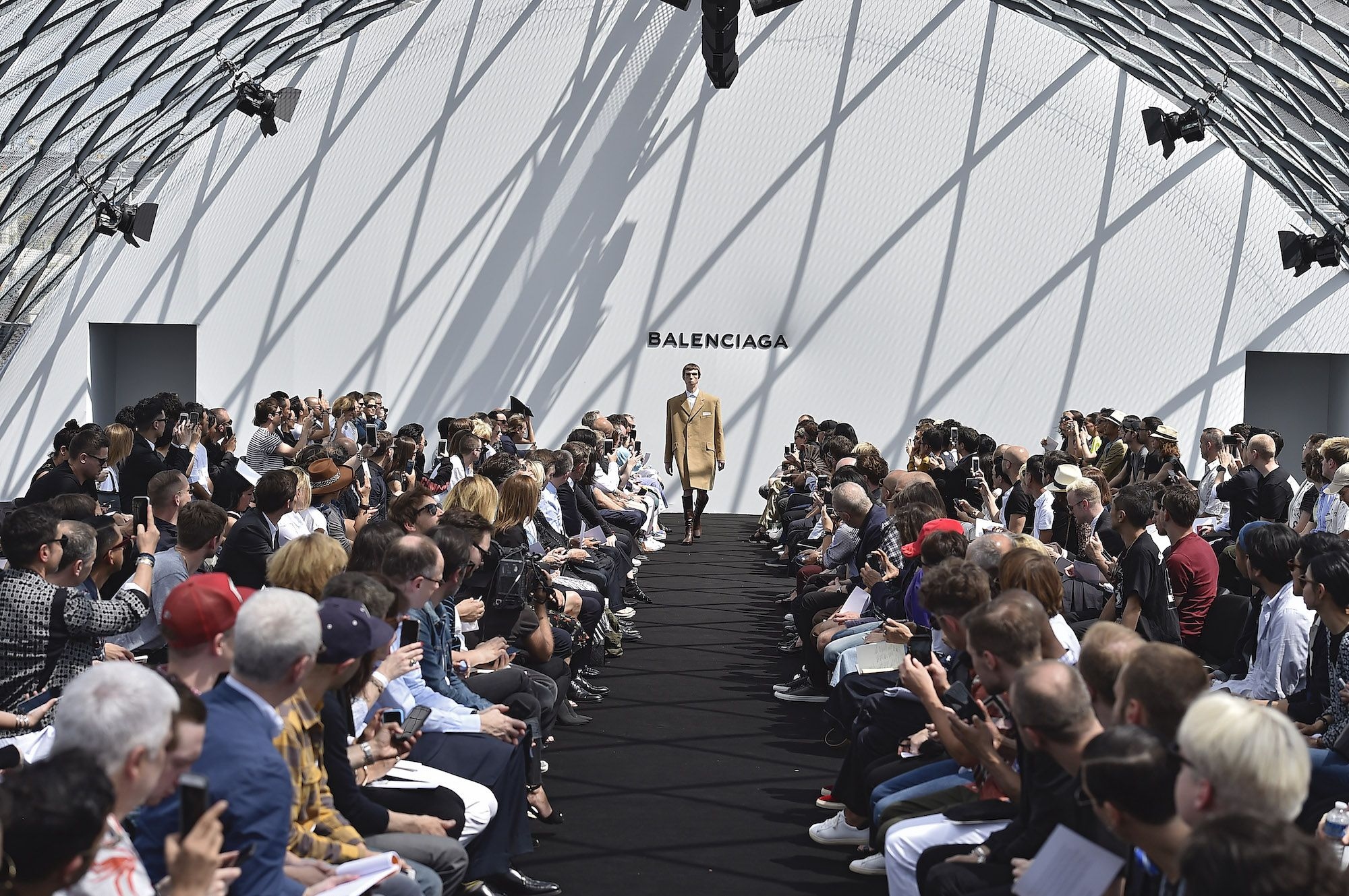 Balenciaga Will Introduce Menswear In Its First Couture Show In Over 50 Years