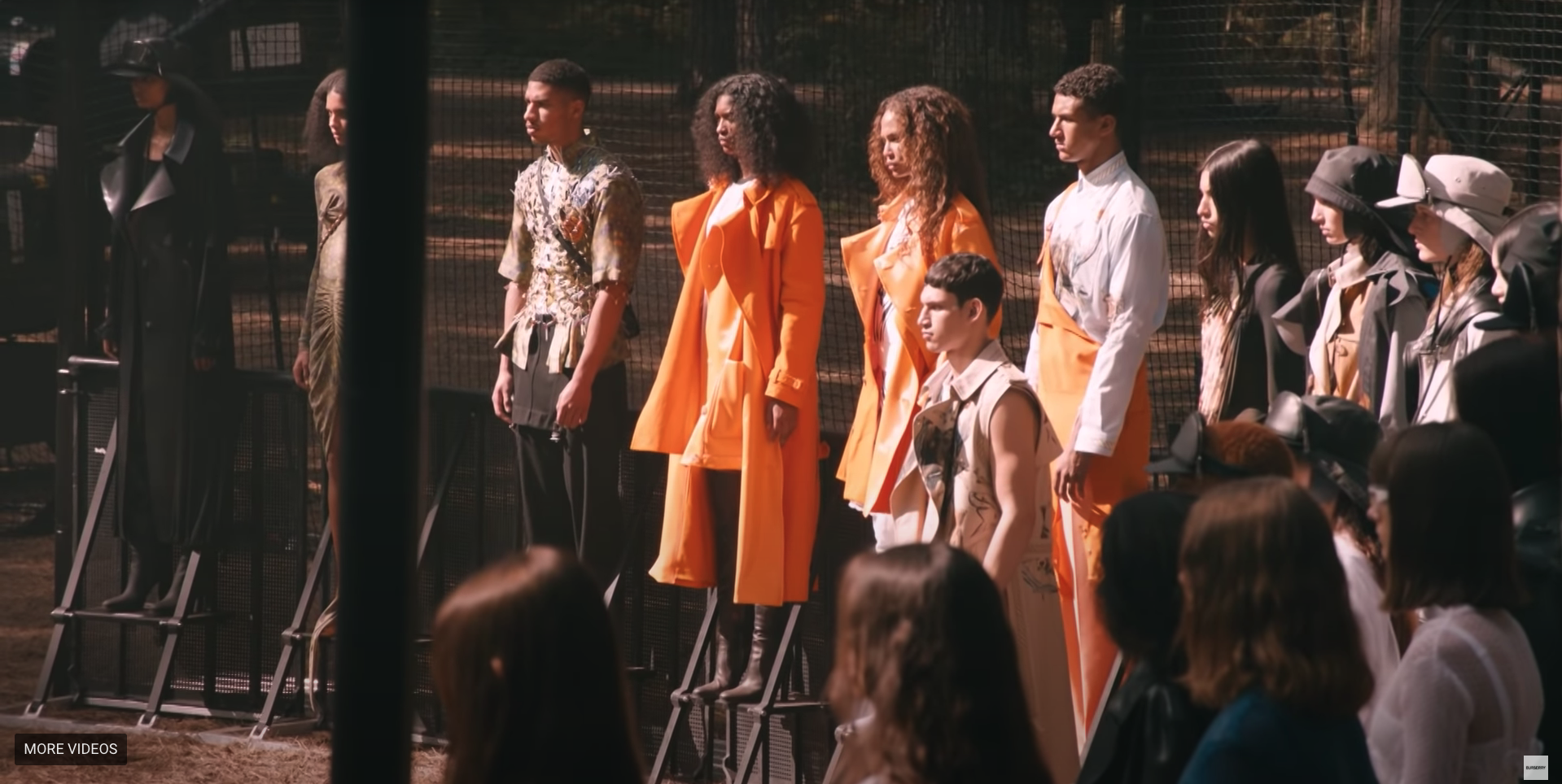 London Fashion Week SS21 Highlights: The Good, The Bad, And The Apocalyptic