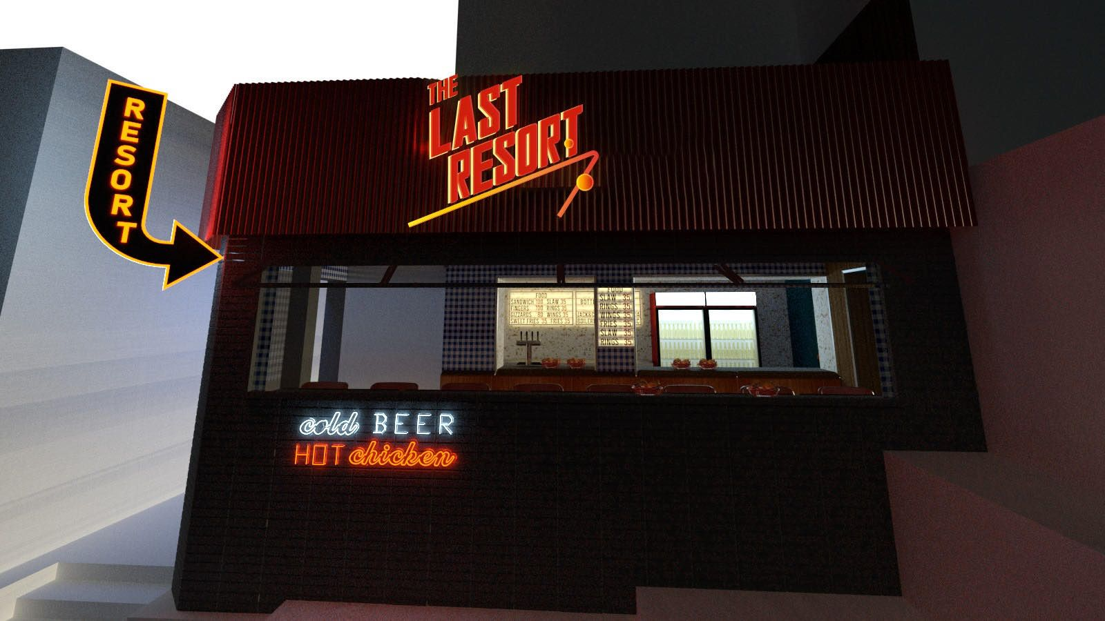 The Last Resort, A New Venue From Syed Asim Hussain, Is Set To Open Soon