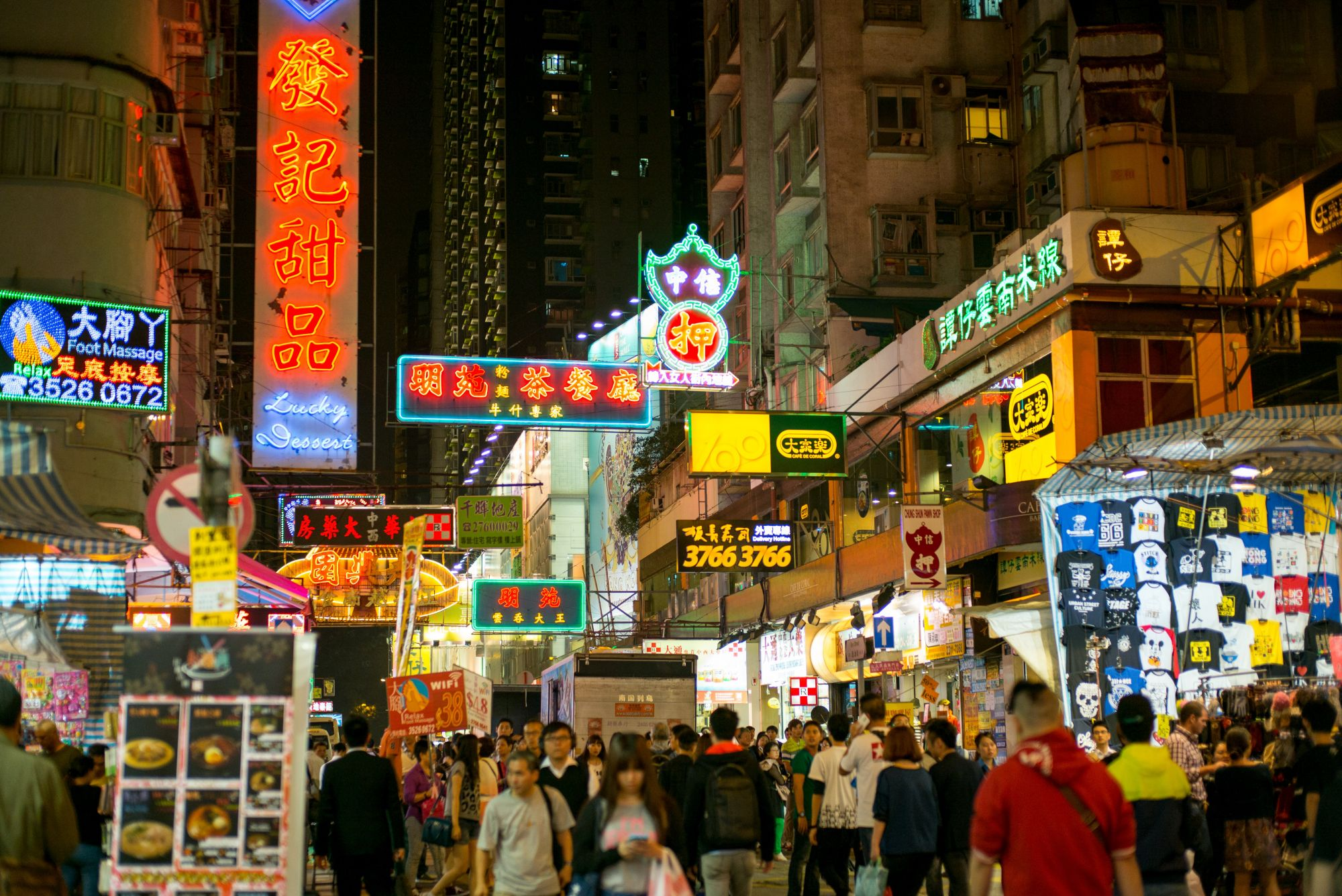 Neighbourhood Guide: What To Eat, Drink And Do In Mong Kok