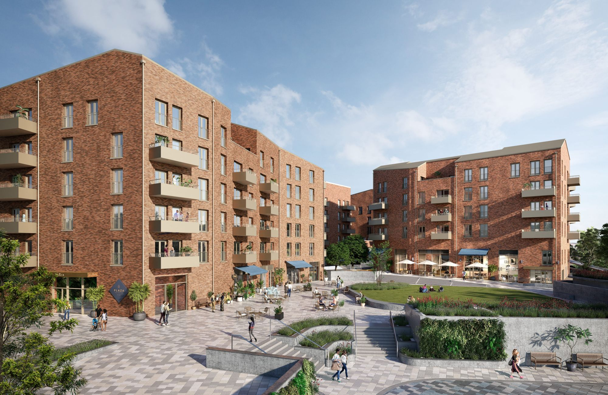 Plaza Collection Brings Modern Living To Mill Hill, London's Equivalent To Kowloon Tong