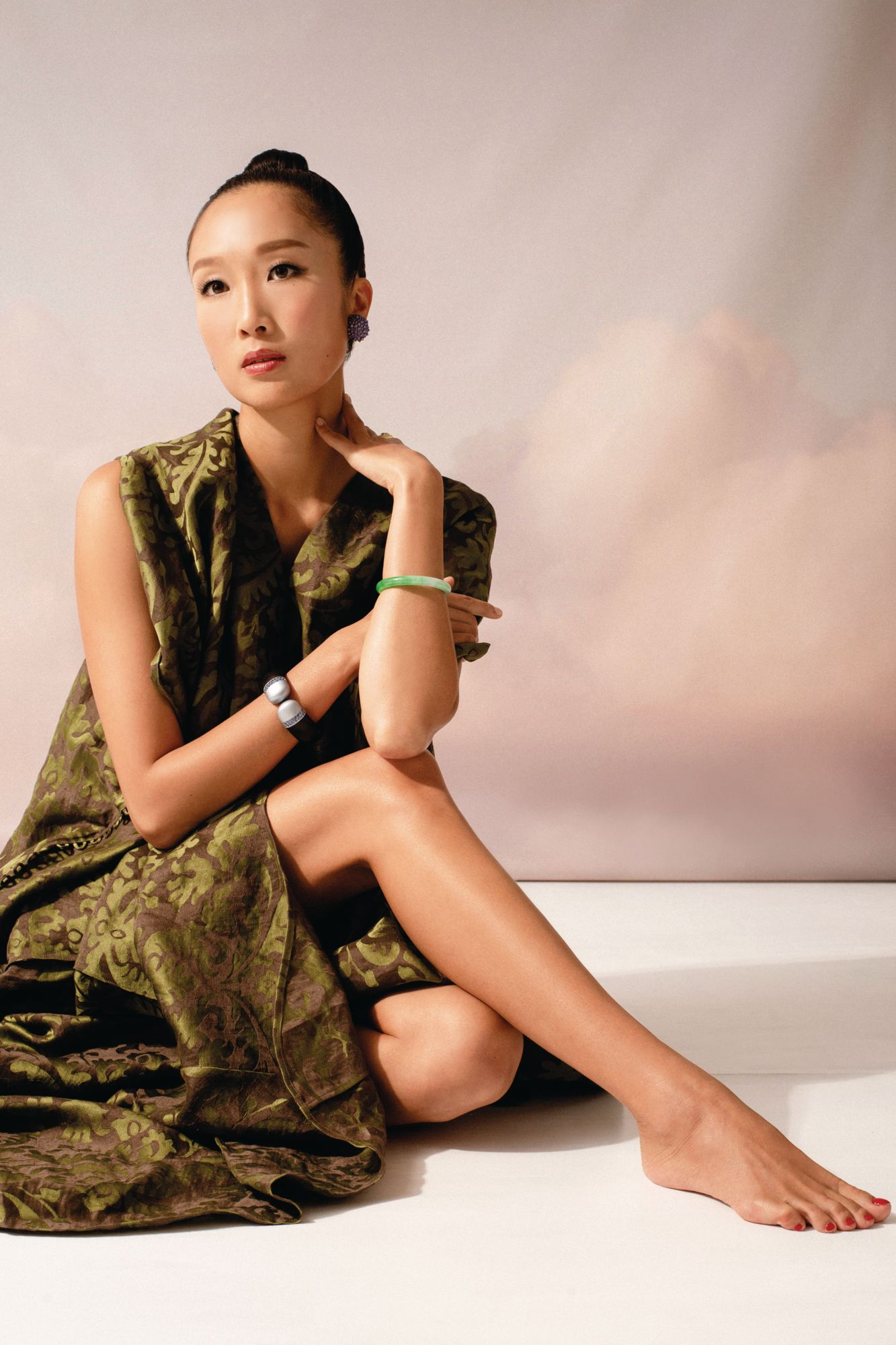 Full Circle: Chelsea Chau-Kuok Talks Style & Her Six Wedding Dresses