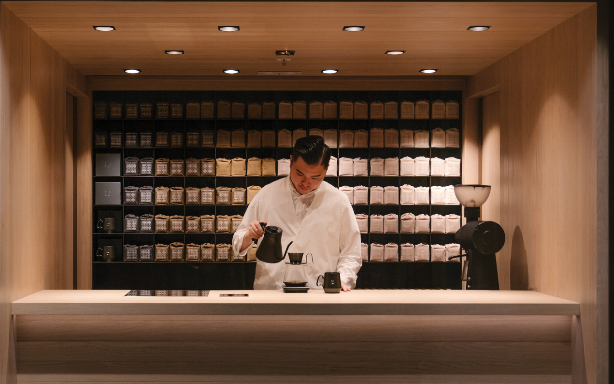 Tokyo's Koffee Mameya Opens Its First Overseas Branch At K11 Musea