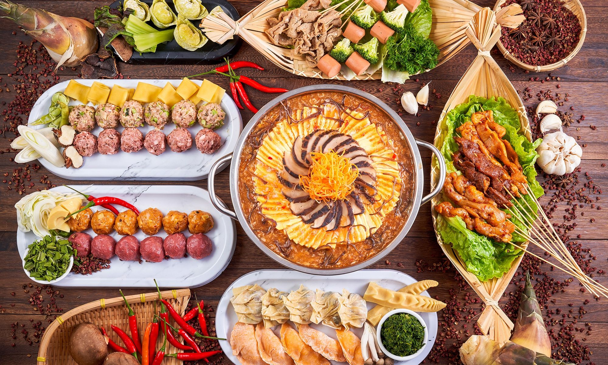 Megan's Kitchen Launches Autumn And Winter New Hot Pot Delicacies