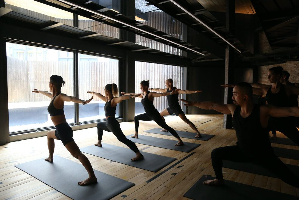 6 Hot Yoga Studios To Get Your Sweat On