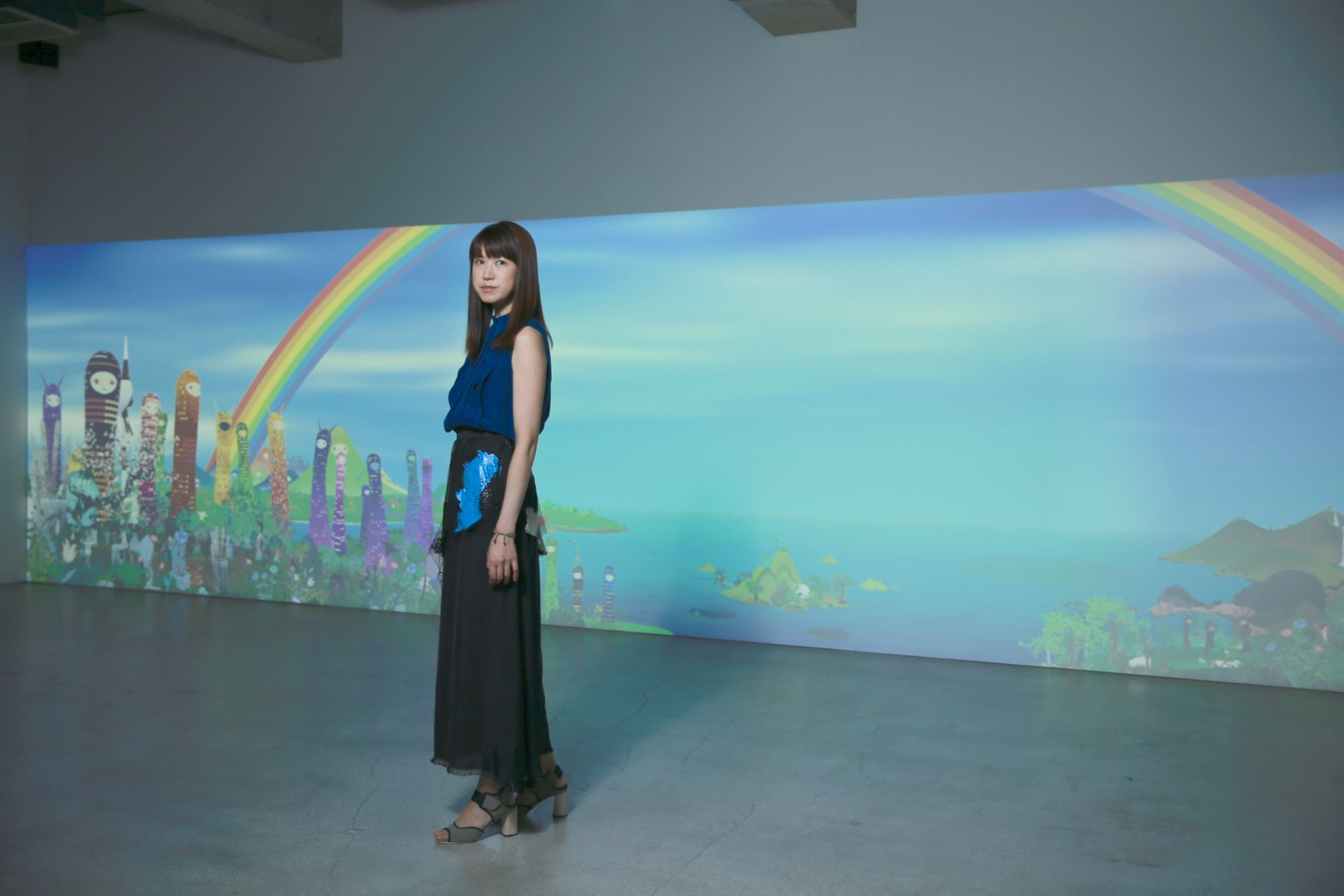 Heaven And Earth: Inside The Mind Of Japanese Artist Chiho Aoshima