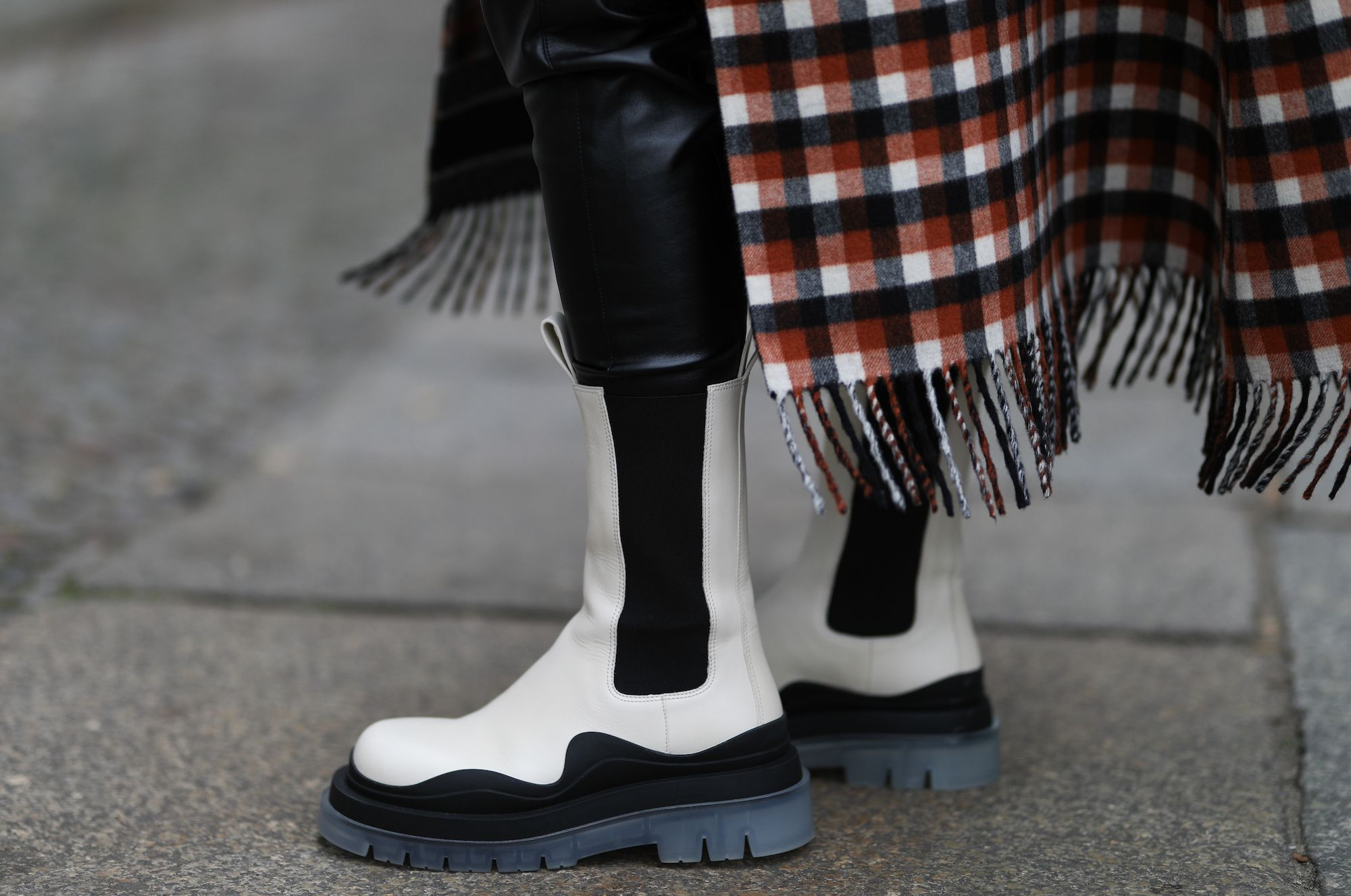10 Chunky Boots To Invest In This Autumn 2020