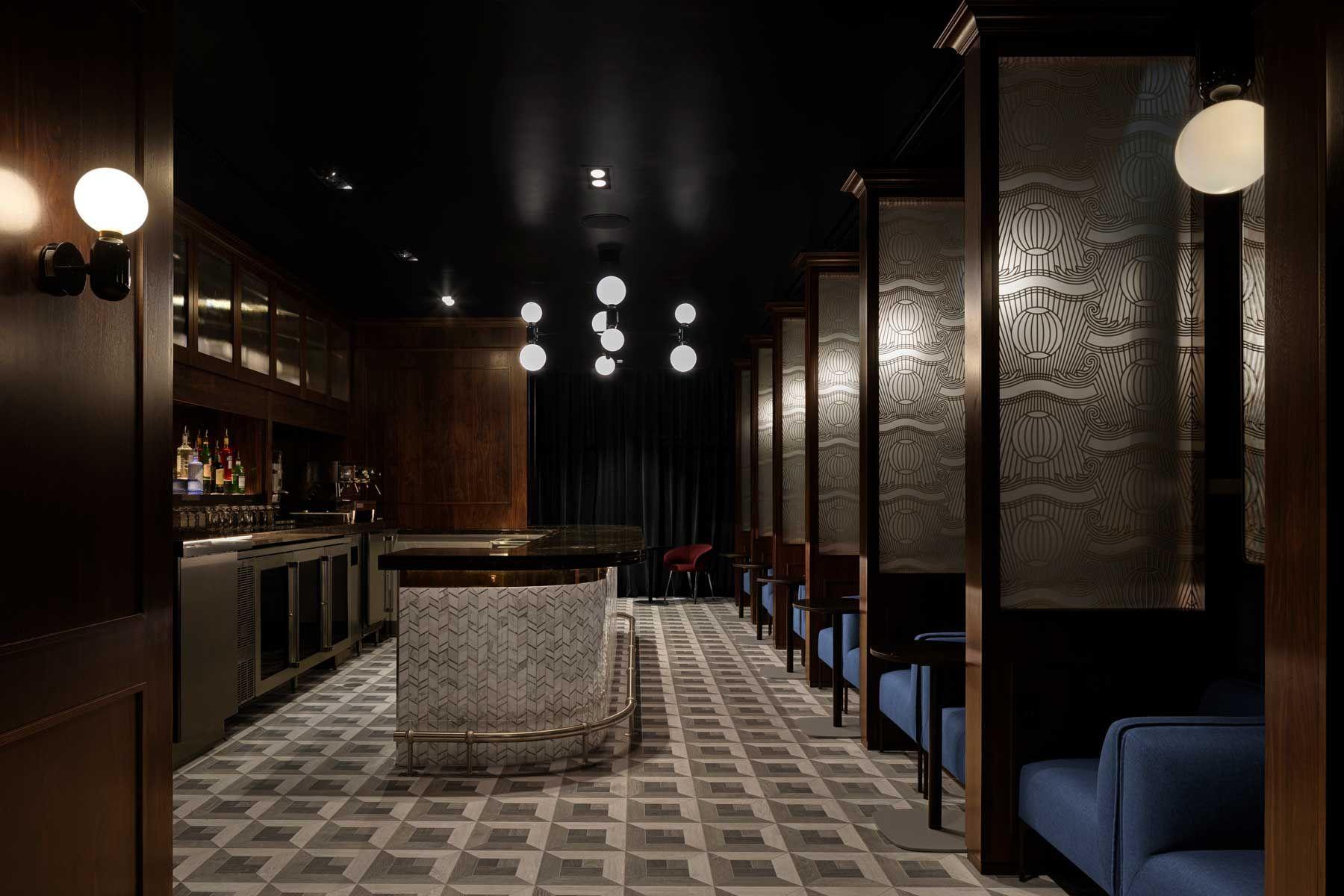 復古時髦、貴賓限定的超隱密地下酒吧「1850」進駐紐約JFK機場,重現紐約「禁酒令」時代