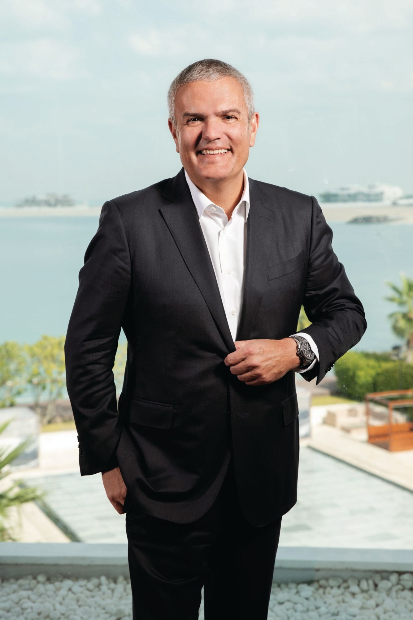 5 Minutes With Hublot CEO Ricardo Guadalupe