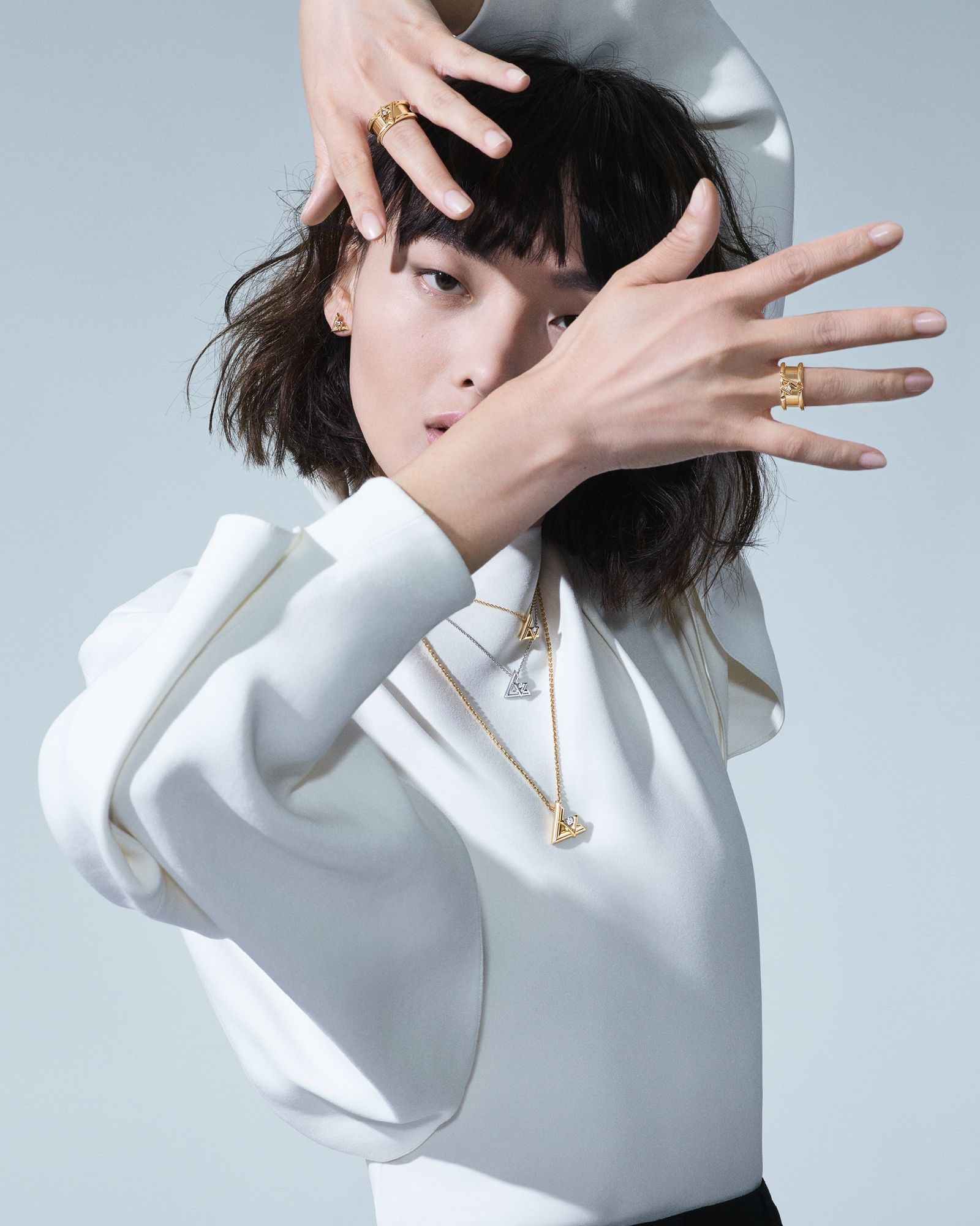 Jewels & Time: Louis Vuitton Releases LV Volt, a Unisex Fine Jewellery Collection