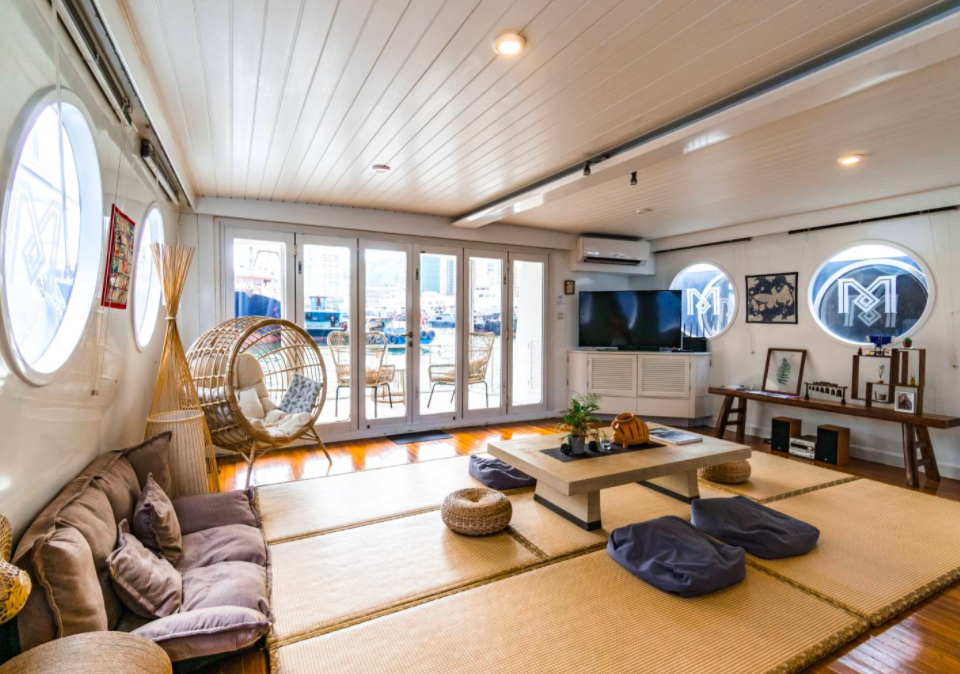 The Best Luxury Houseboats To Book For A Hong Kong Staycation