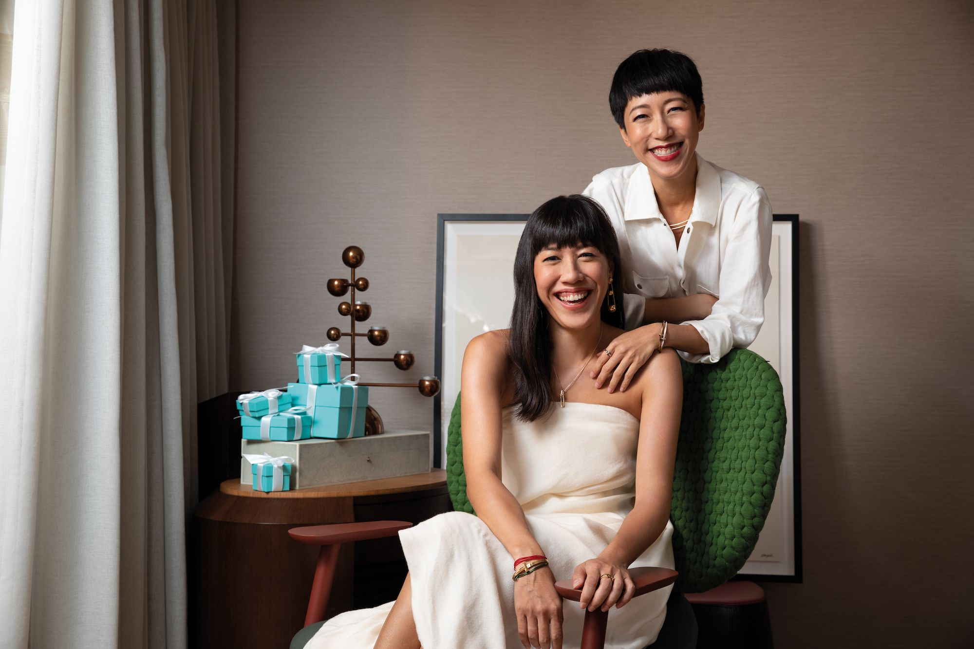 Tiffany & Co.'s T1 Jewellery Celebrates Individuality And Sisterhood