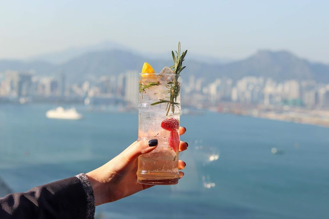 The Best Al Fresco Restaurants And Rooftop Bars In Hong Kong
