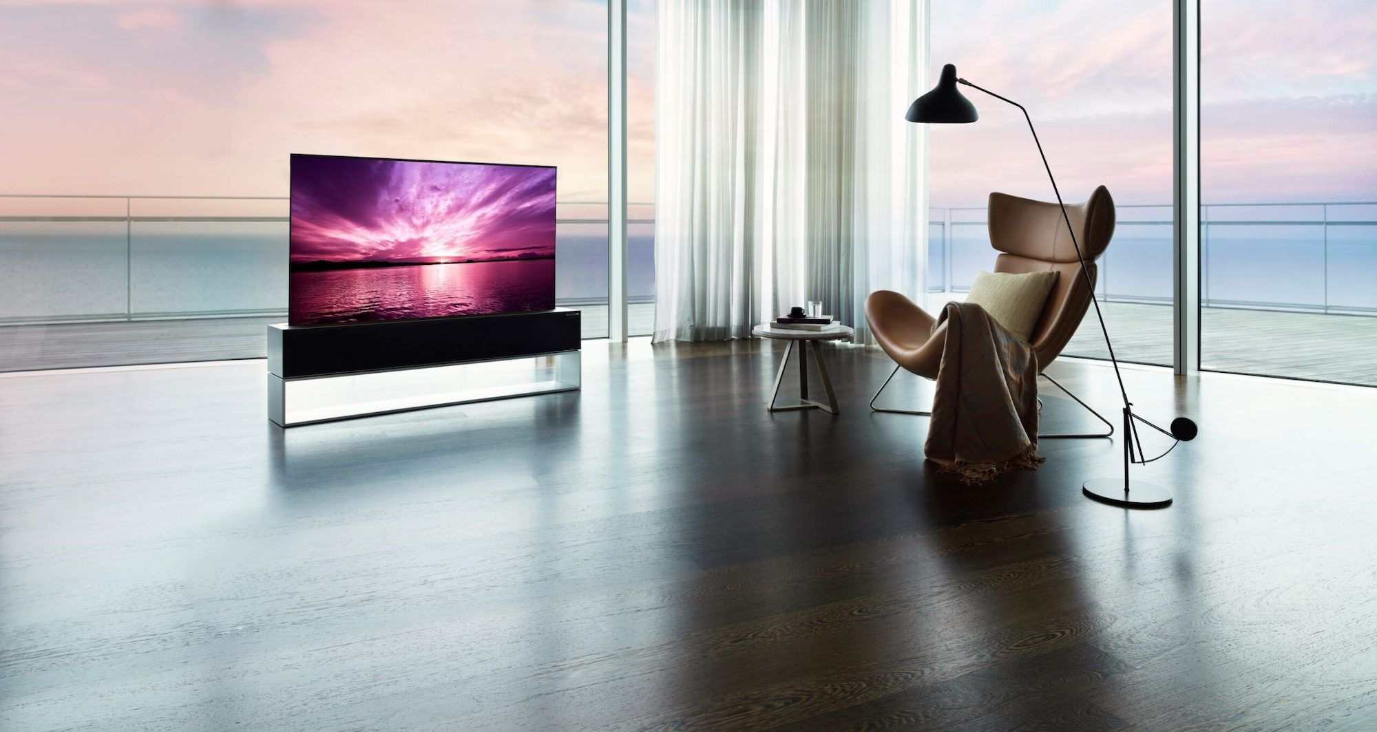 The First-Ever Rolling Television Hits The Market For US$87K